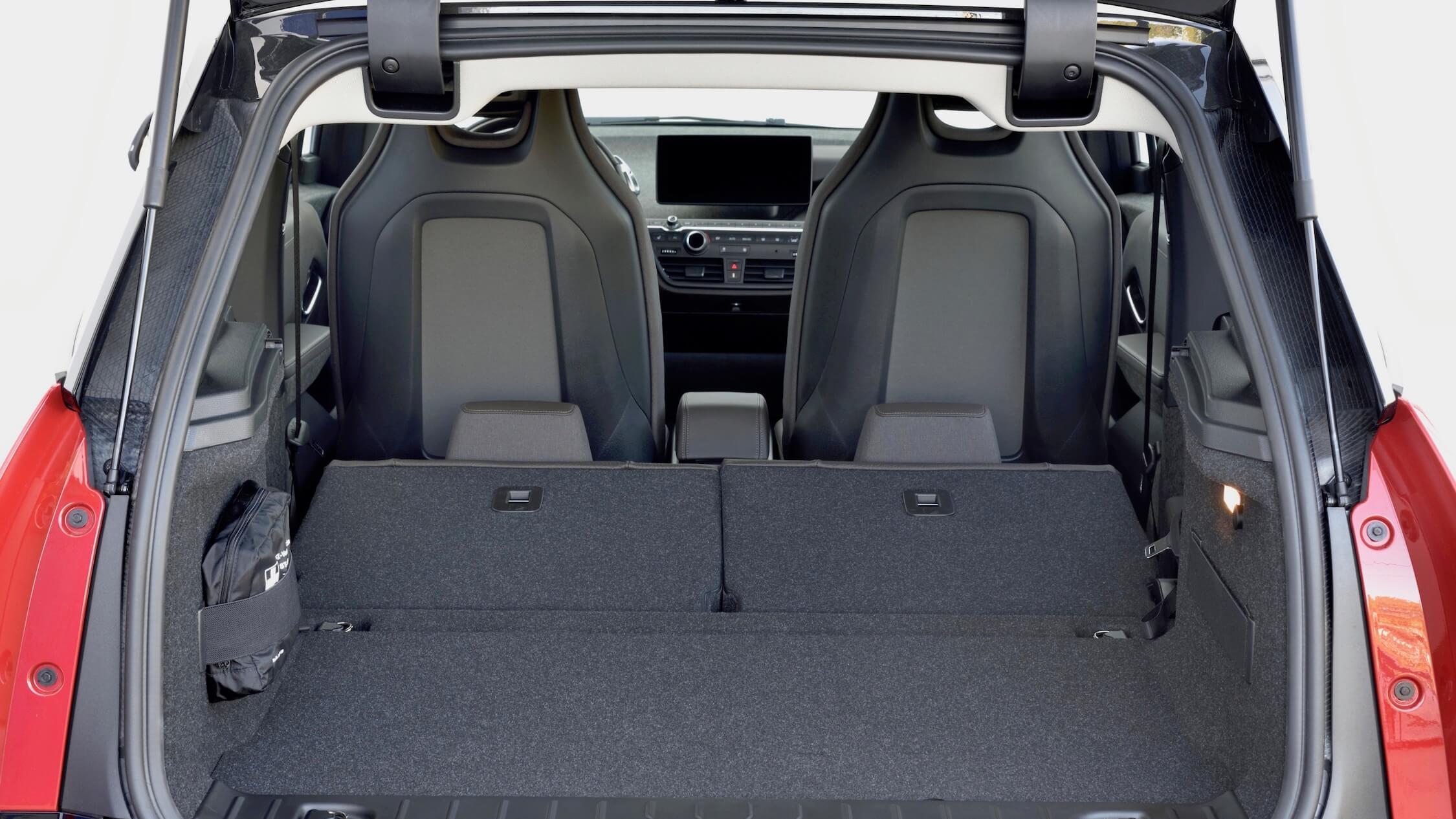 BMW i3 koffer