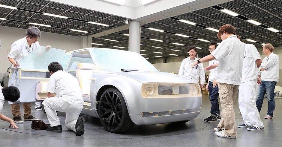 Honda Urvan EV Geneva 2019