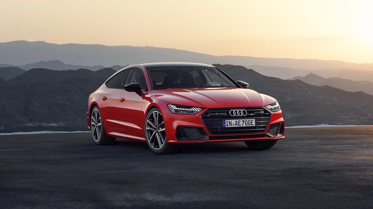 Hybride Audi A7 foto