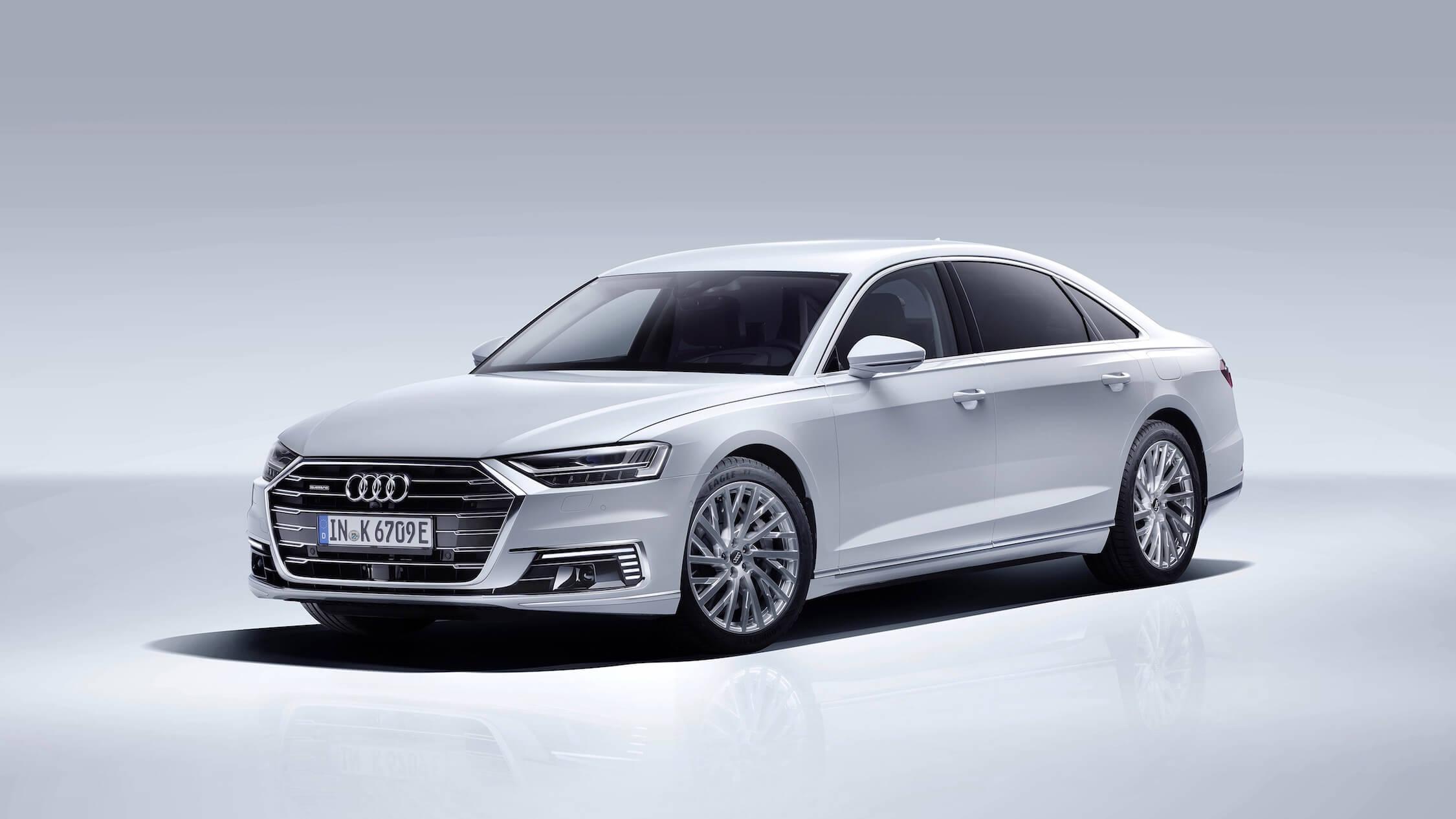 Hybride Audi A8 TFSI-e 2019
