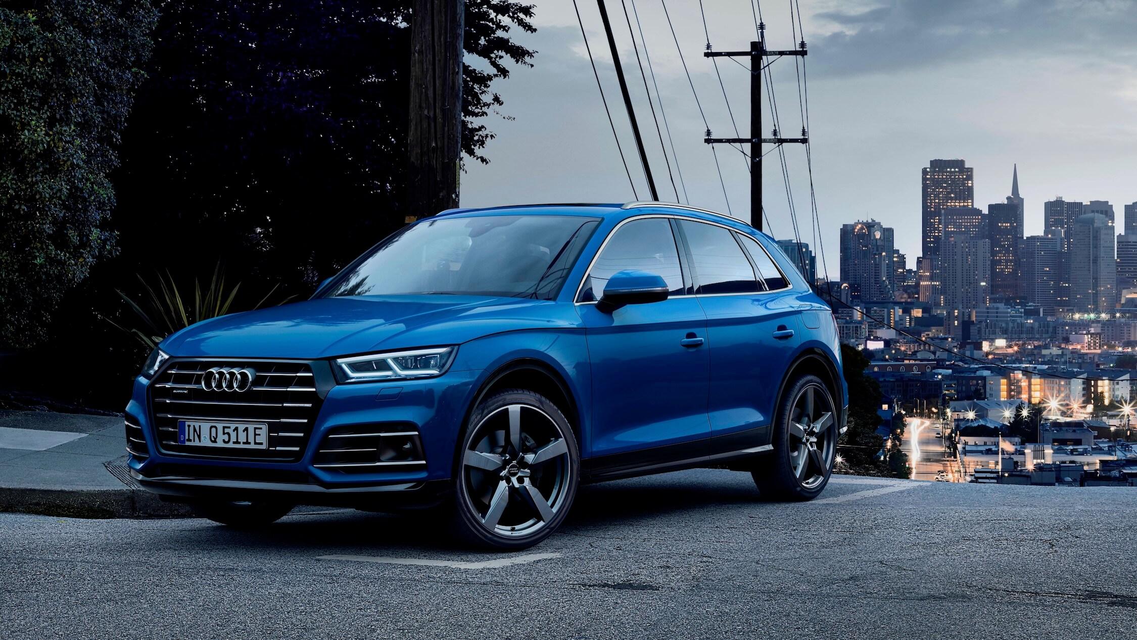 Hybride Audi Q5 2019