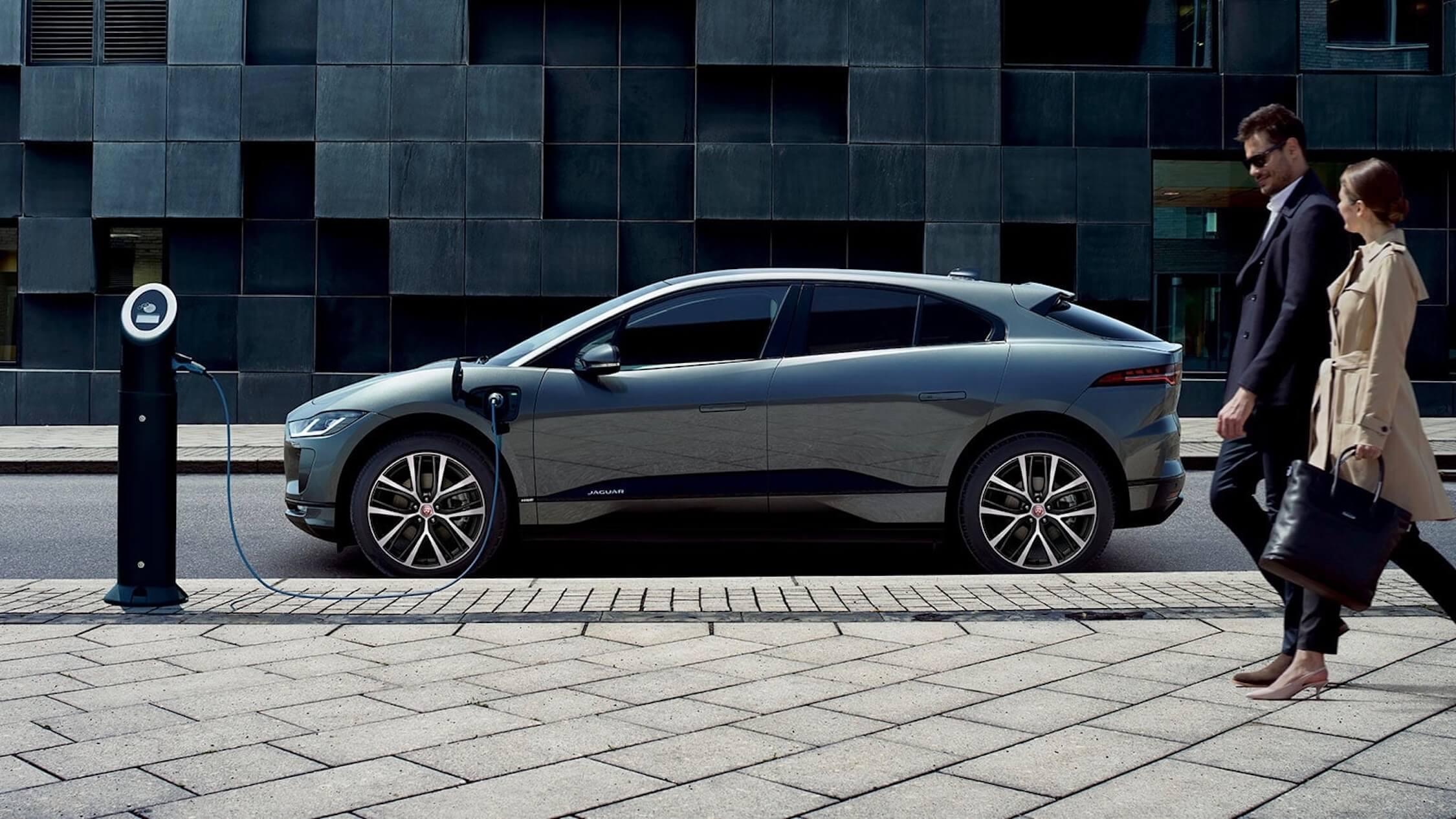 Jaguar I-Pace opladen