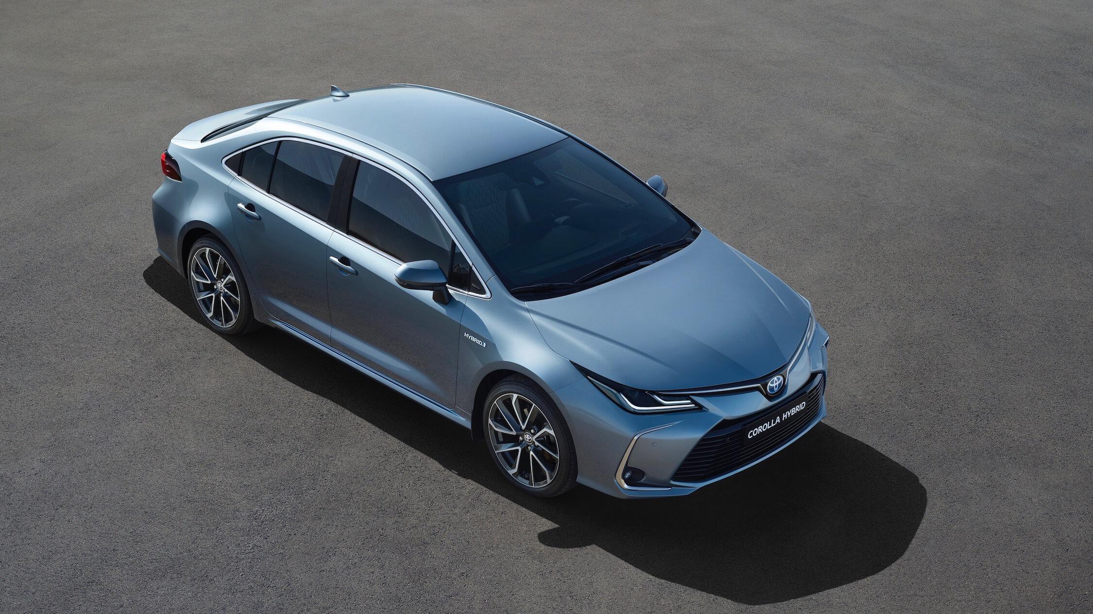 Nieuwe Toyota Corolla