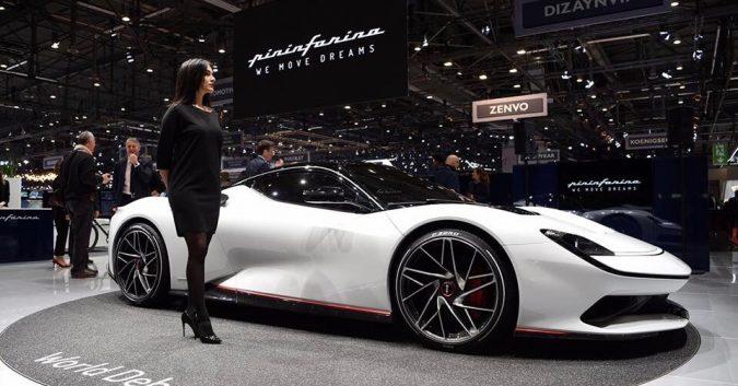 Pininfarina Battista Geneva 2019