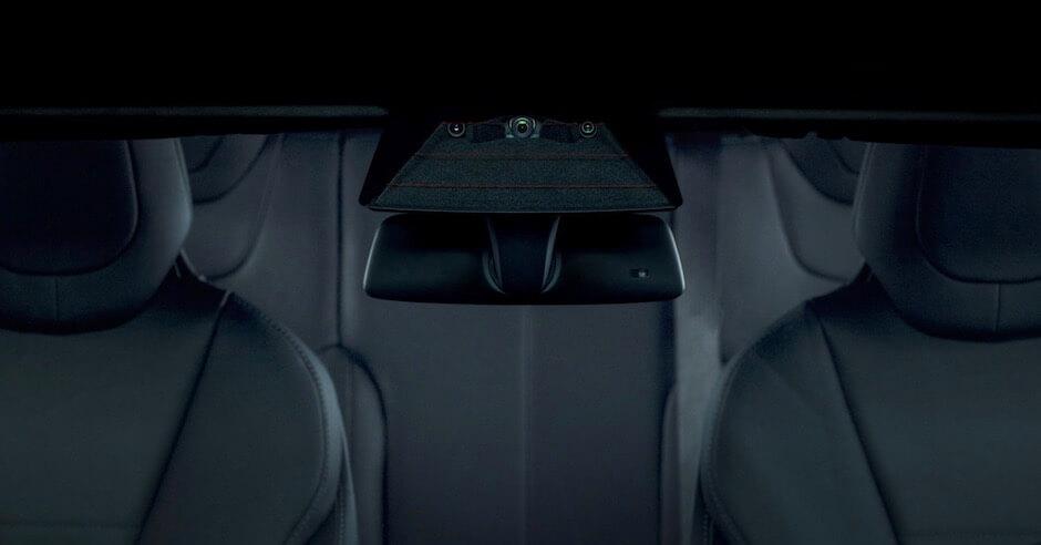 Sensoren op zelfrijdende auto