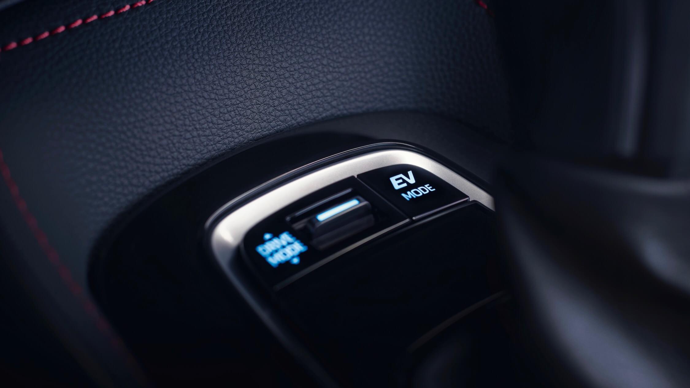 Toyota Corolla EV mode