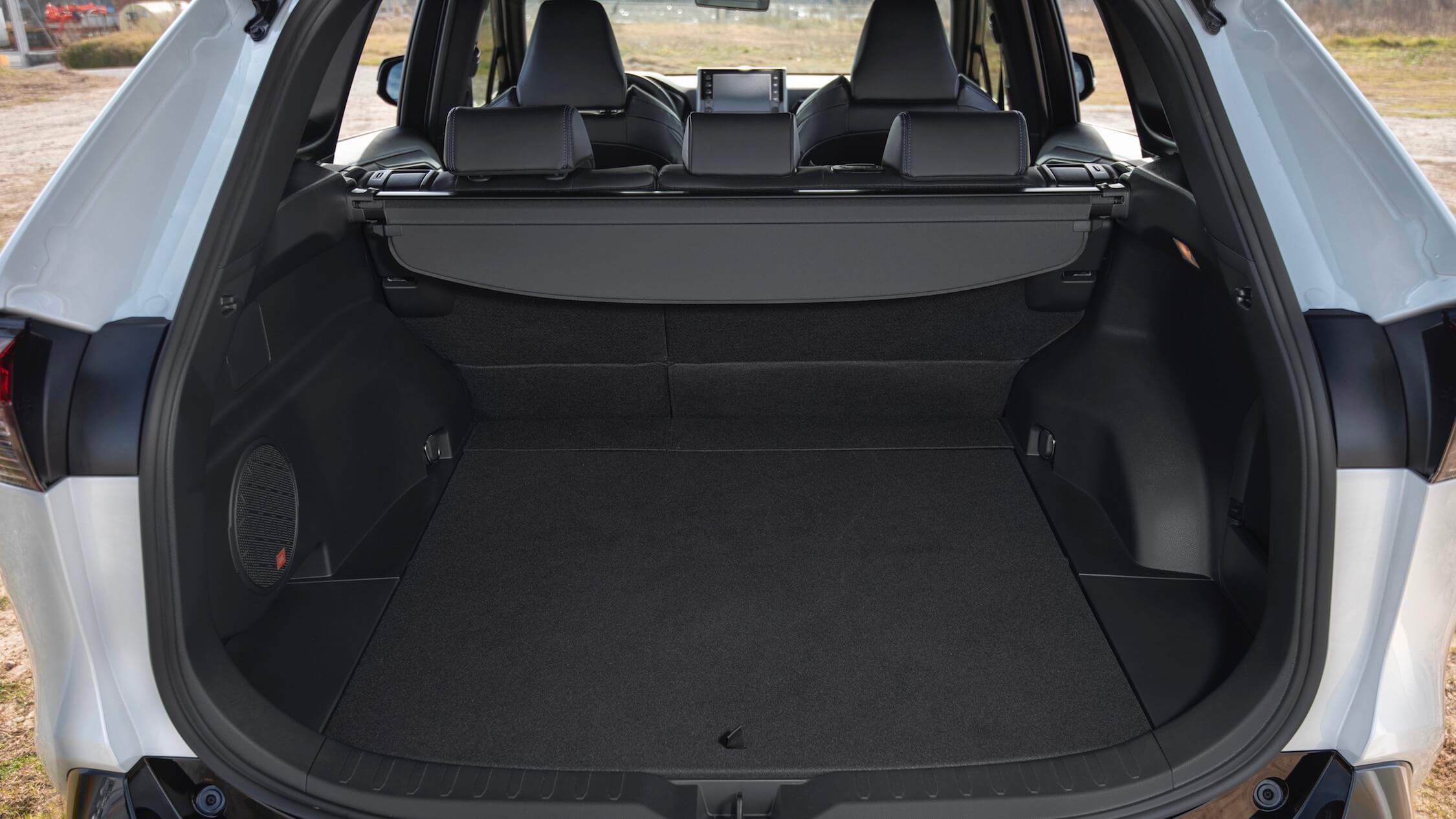 Toyota RAV4 koffer