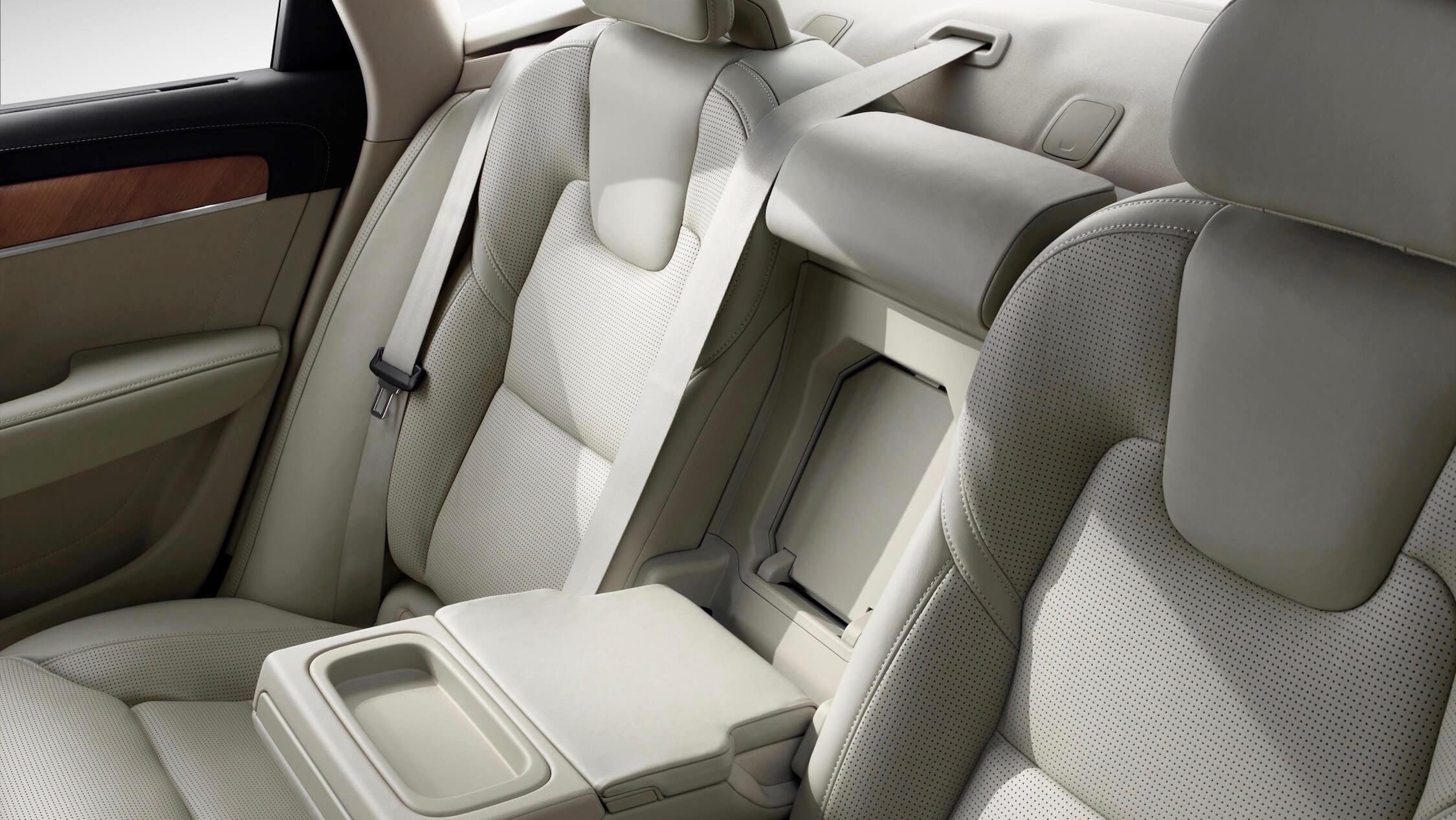 Volvo-S90-zetels
