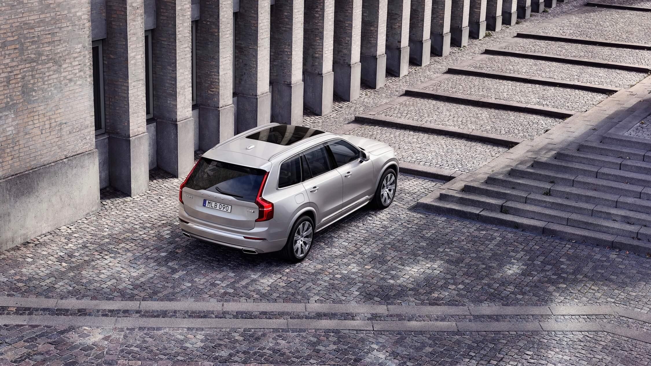 Volvo XC90 T8 plug-in hybride 2019