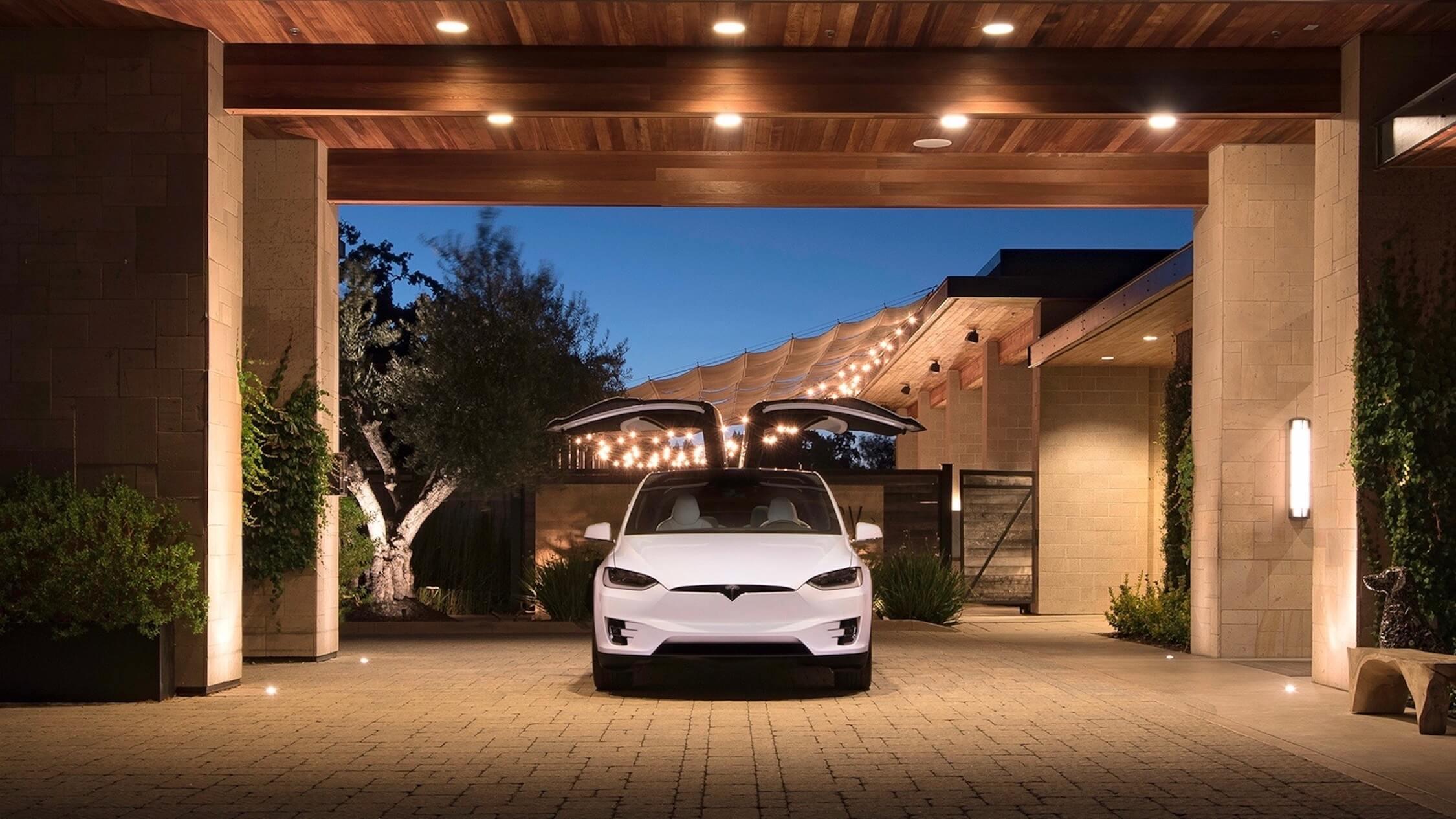 Elektrische Tesla Model X
