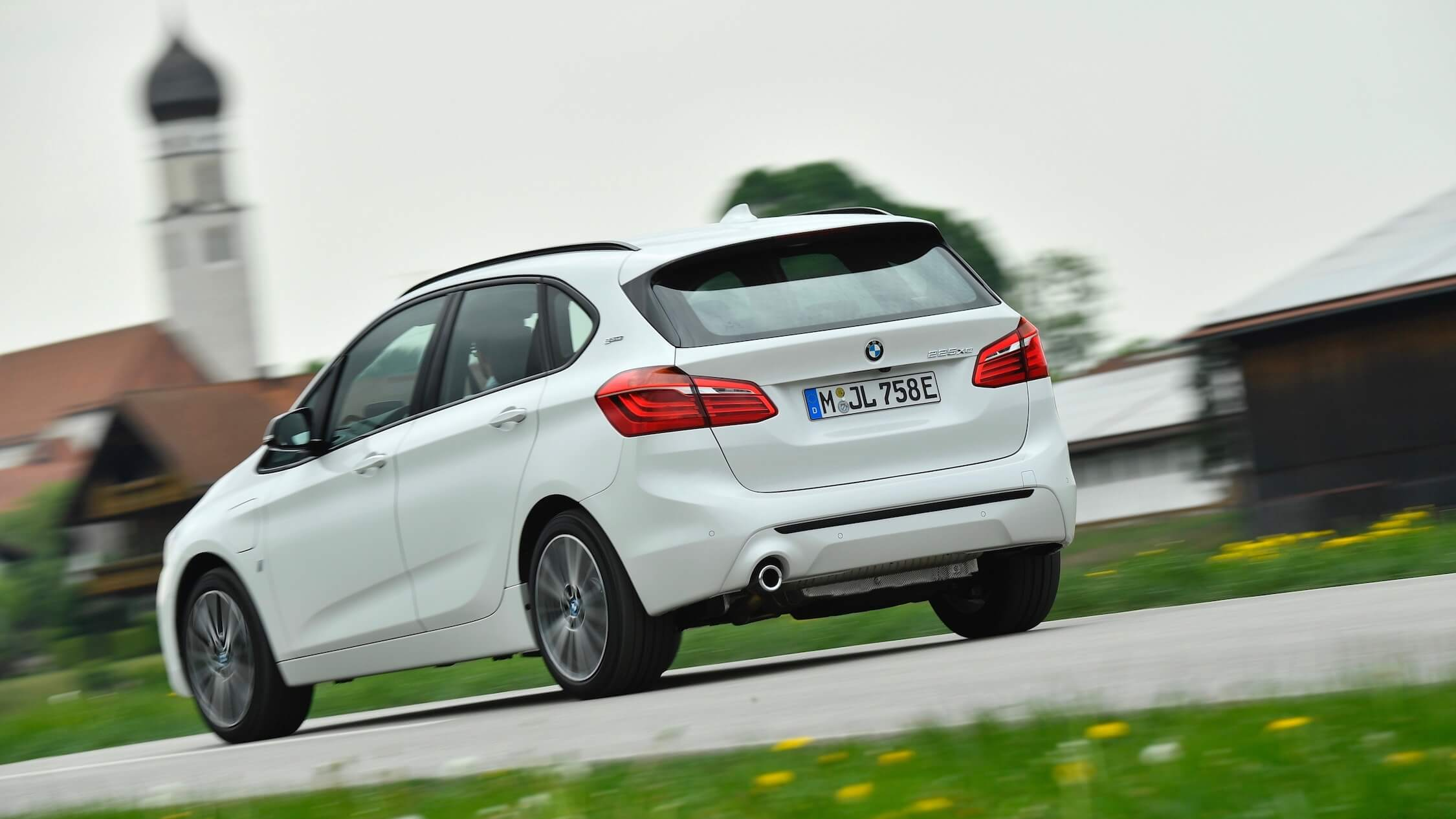 Hybride BMW 225xe