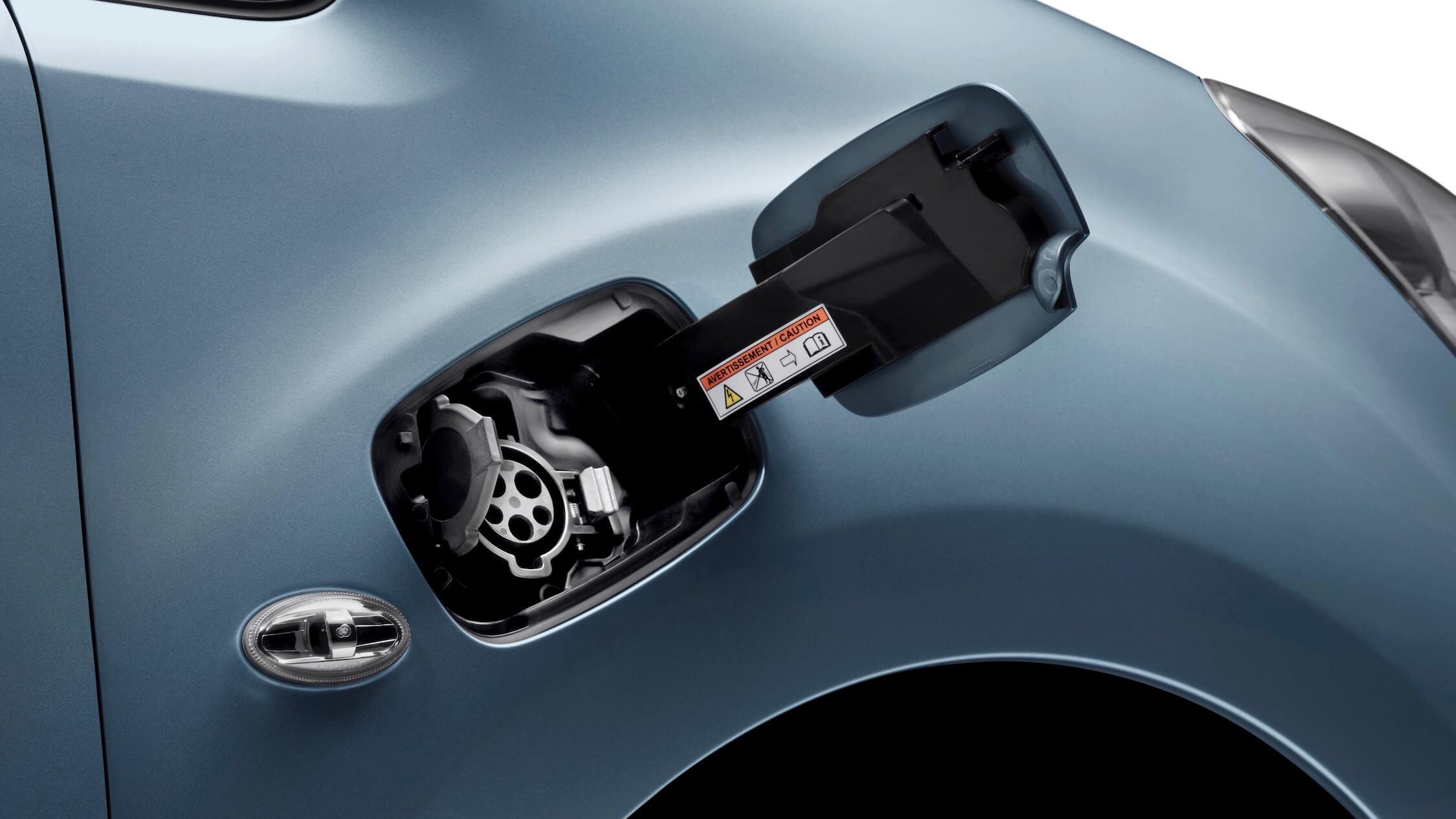 Peugeot Partner Electric type 1