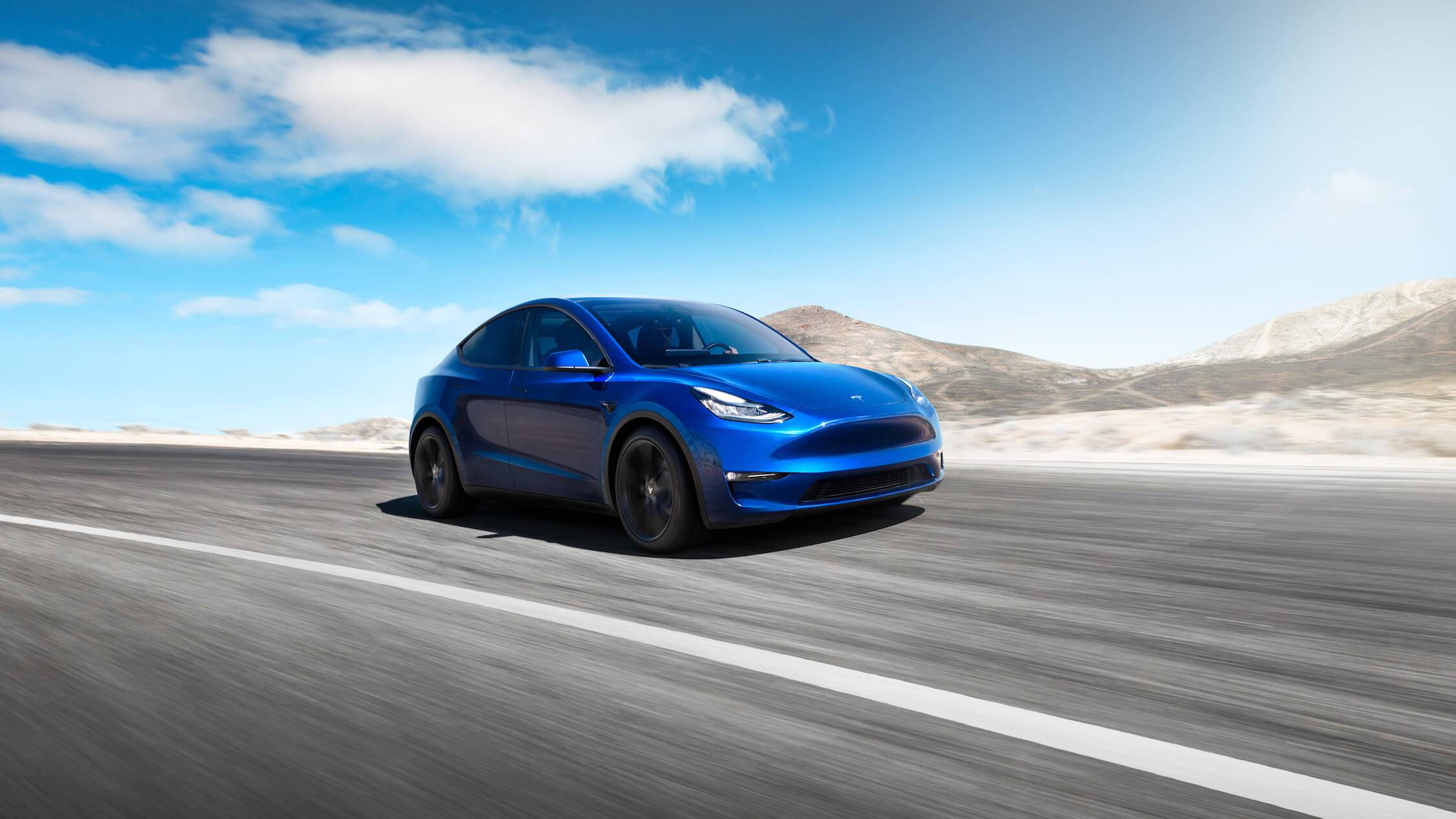 Tesla Model Y elektrische SUV