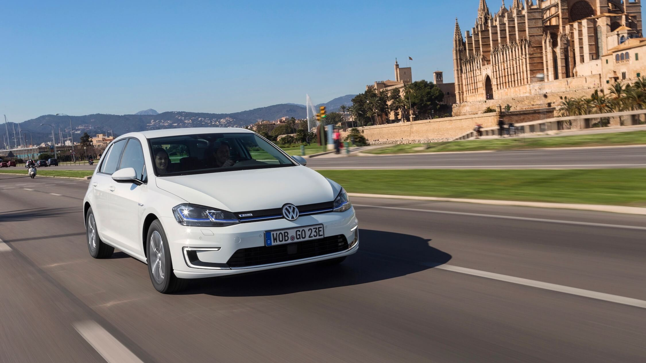 Volkswagen Golf elektrisch