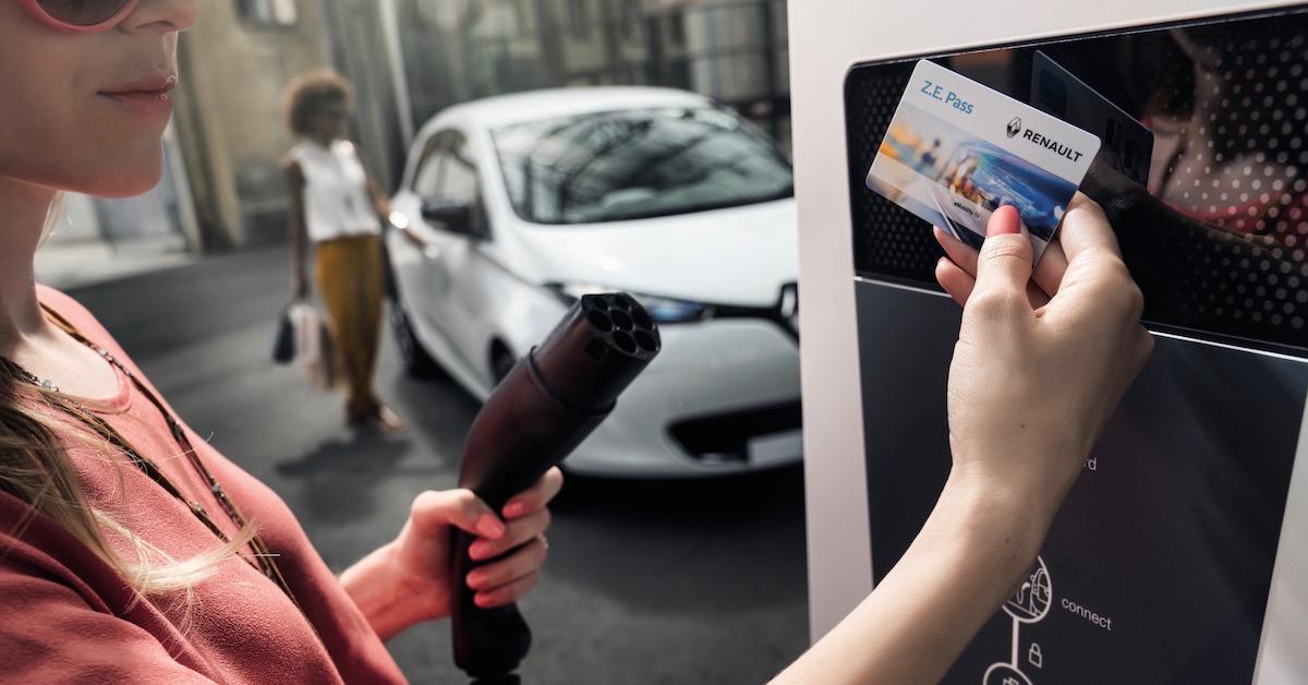 Laadkaarten Voor Elektrische Wagens In Belgie Egear Be