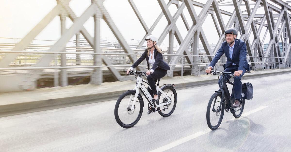 snelle elektrische fietsen