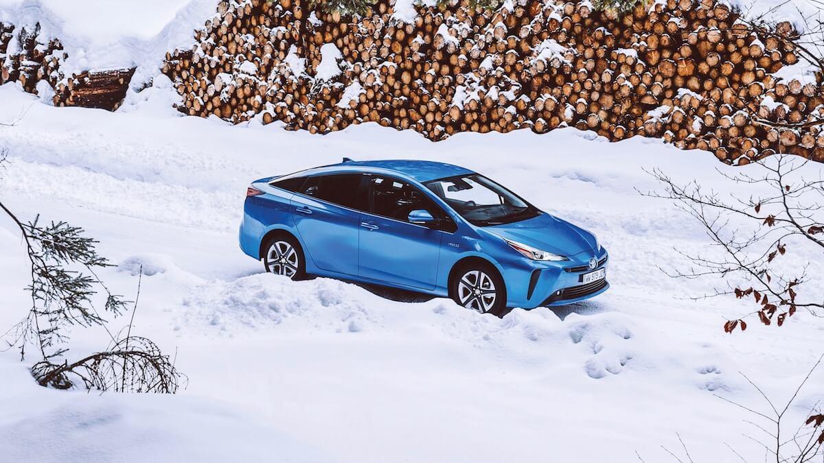2019 Toyota Prius foto