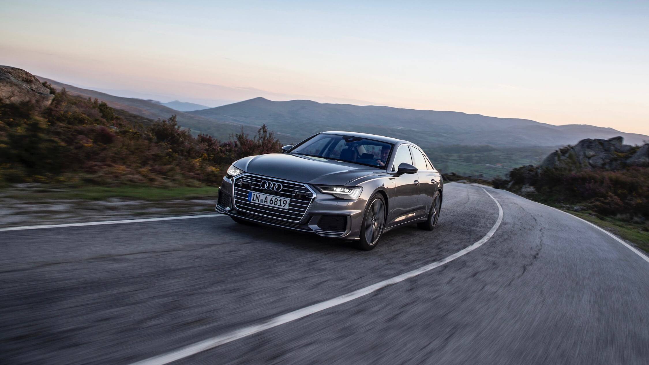 Audi A6 e-tron hybride