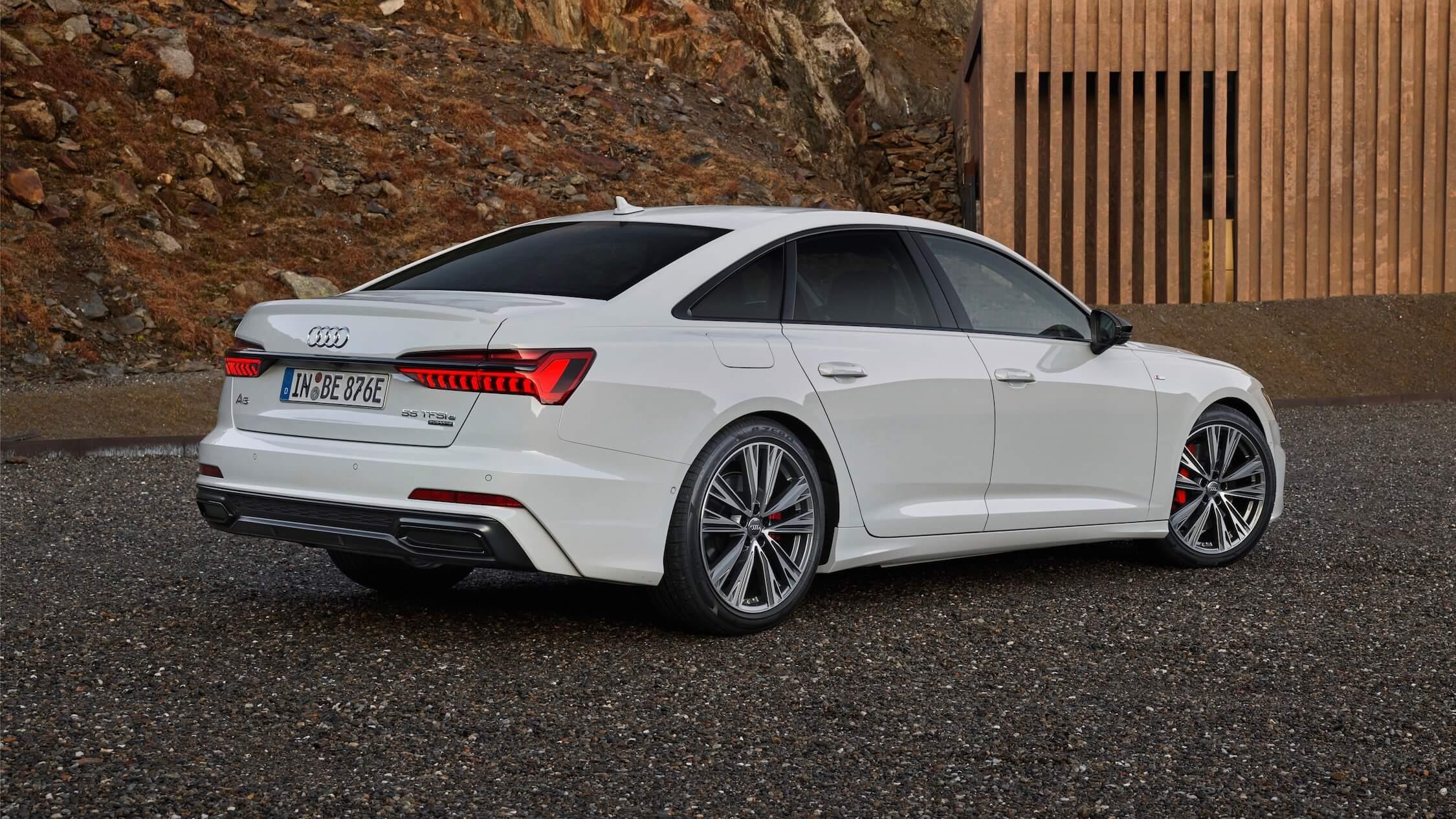 Audi A6 plug-in hybride