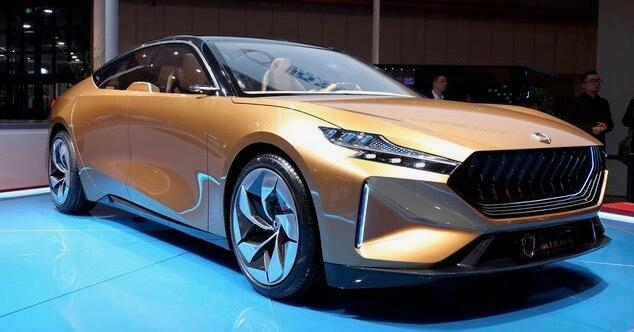 Grove Hydrogen car