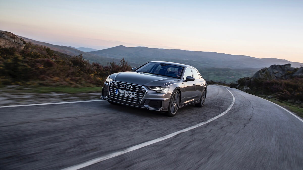 Hybride Audi A6 e-tron foto