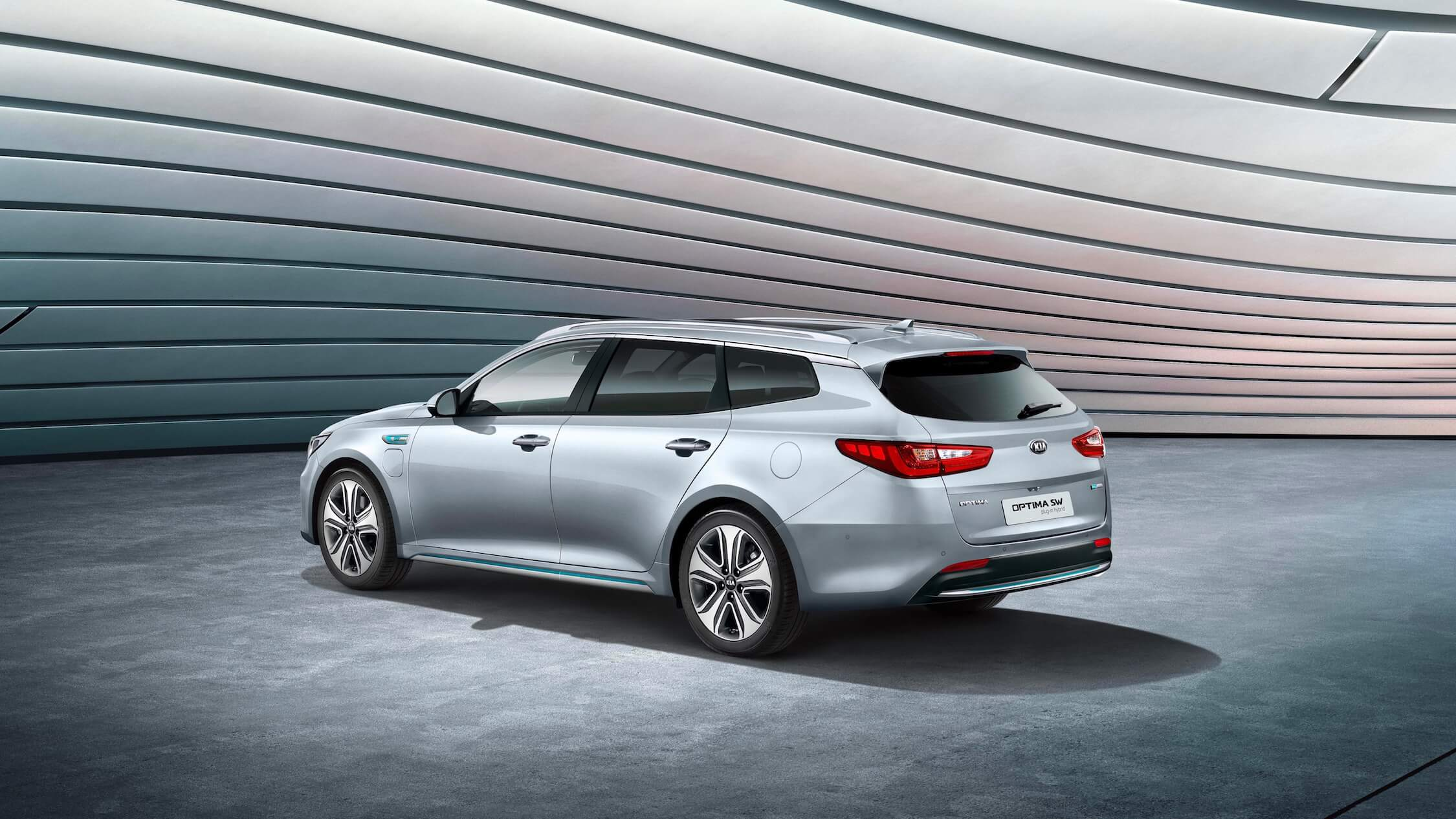 Hybride Kia Optima break