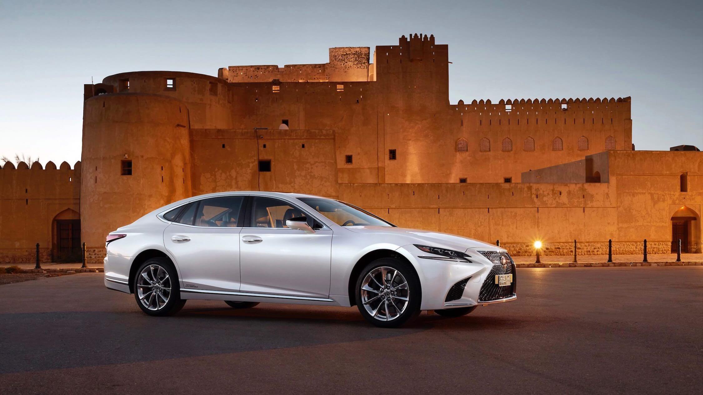 Hybride Lexus LS