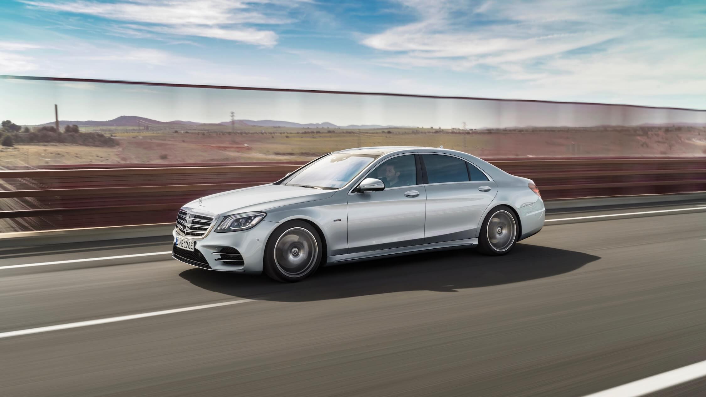 Hybride Mercedes S-Klasse