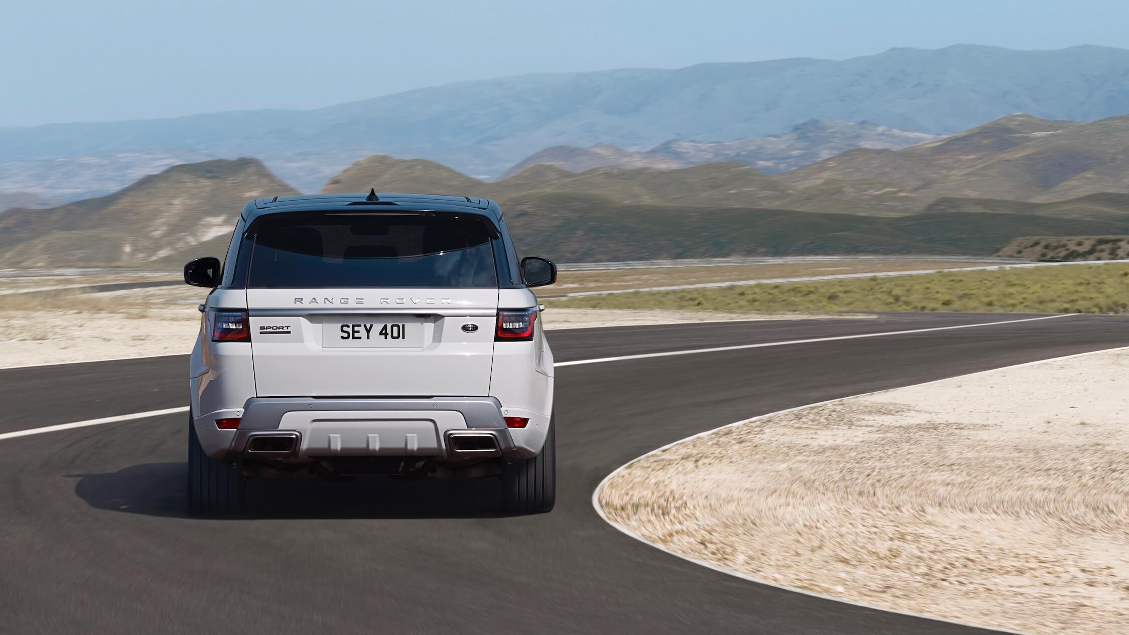 Hybride Range Rover Sport