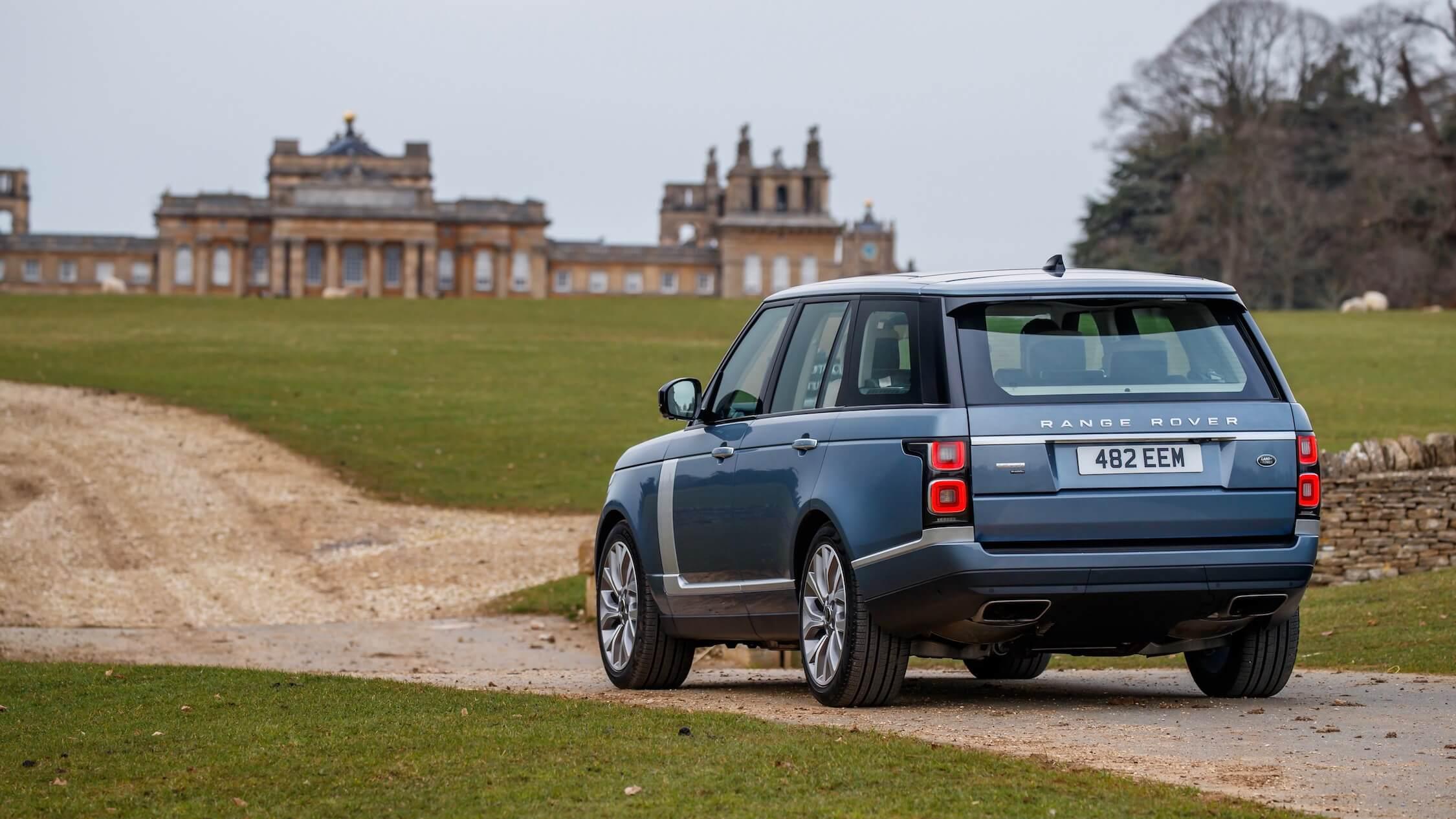 Hybride Range Rover