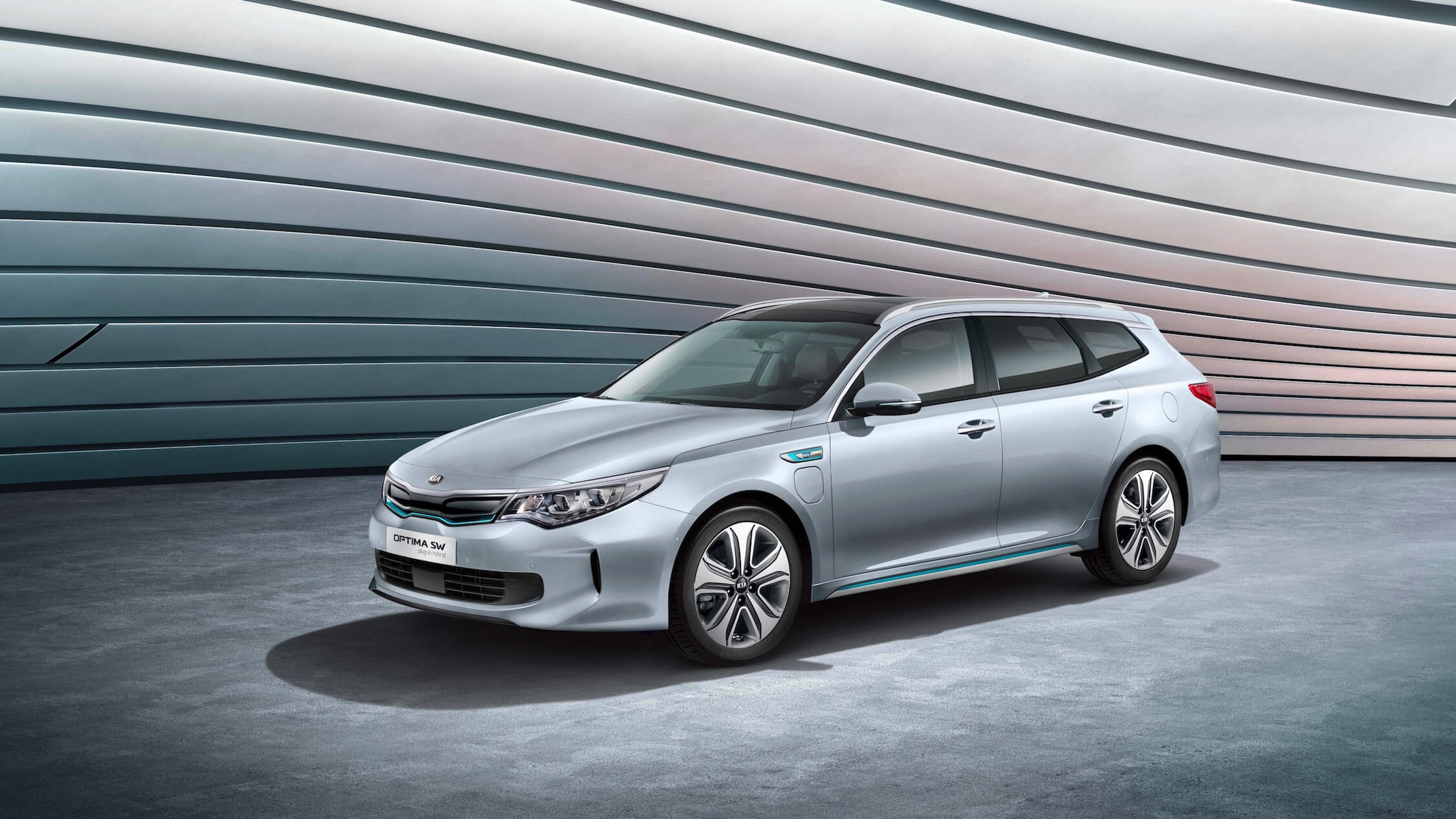 Kia Optima Estate PHEV