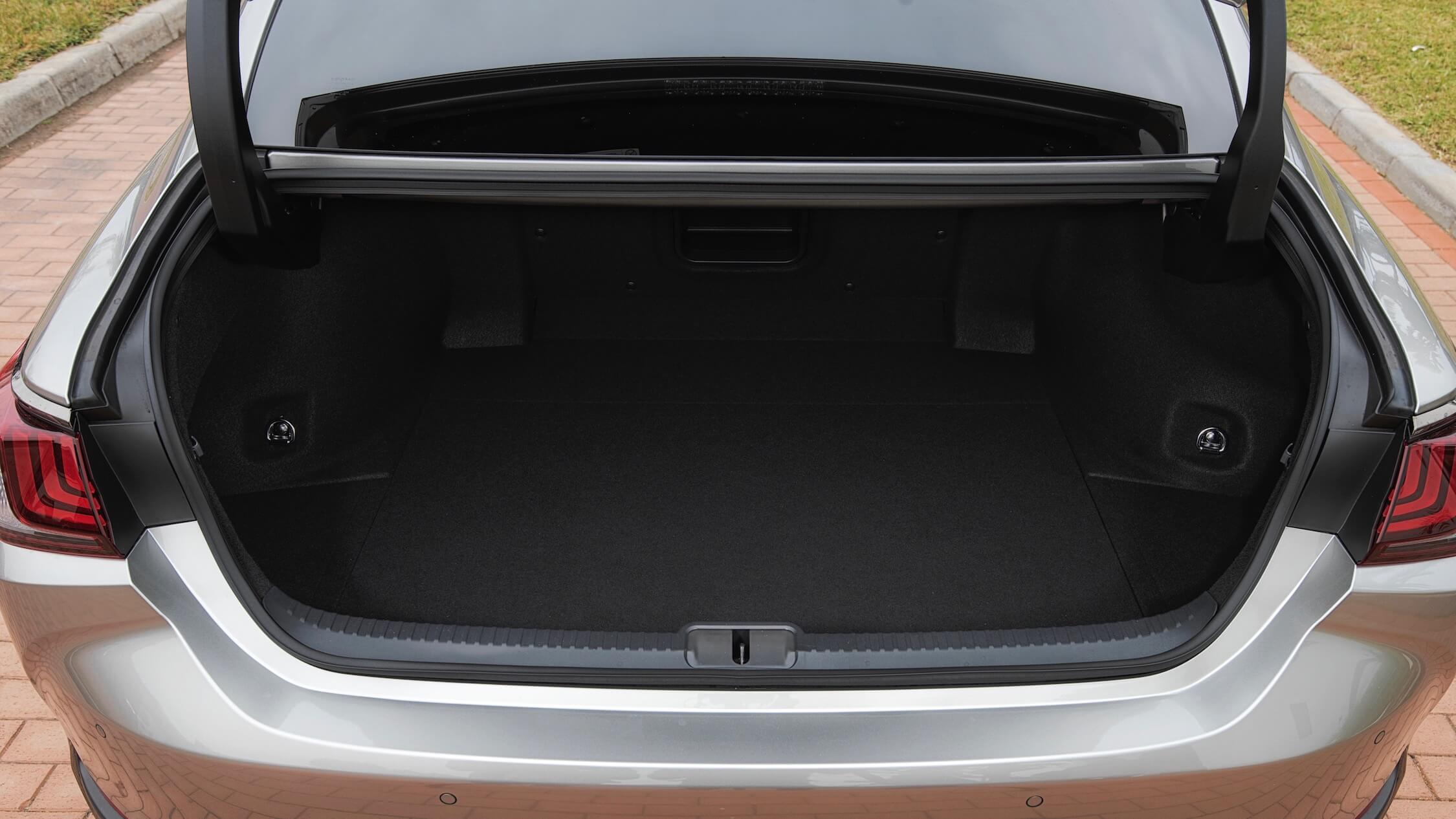 Lexus ES 300h koffer