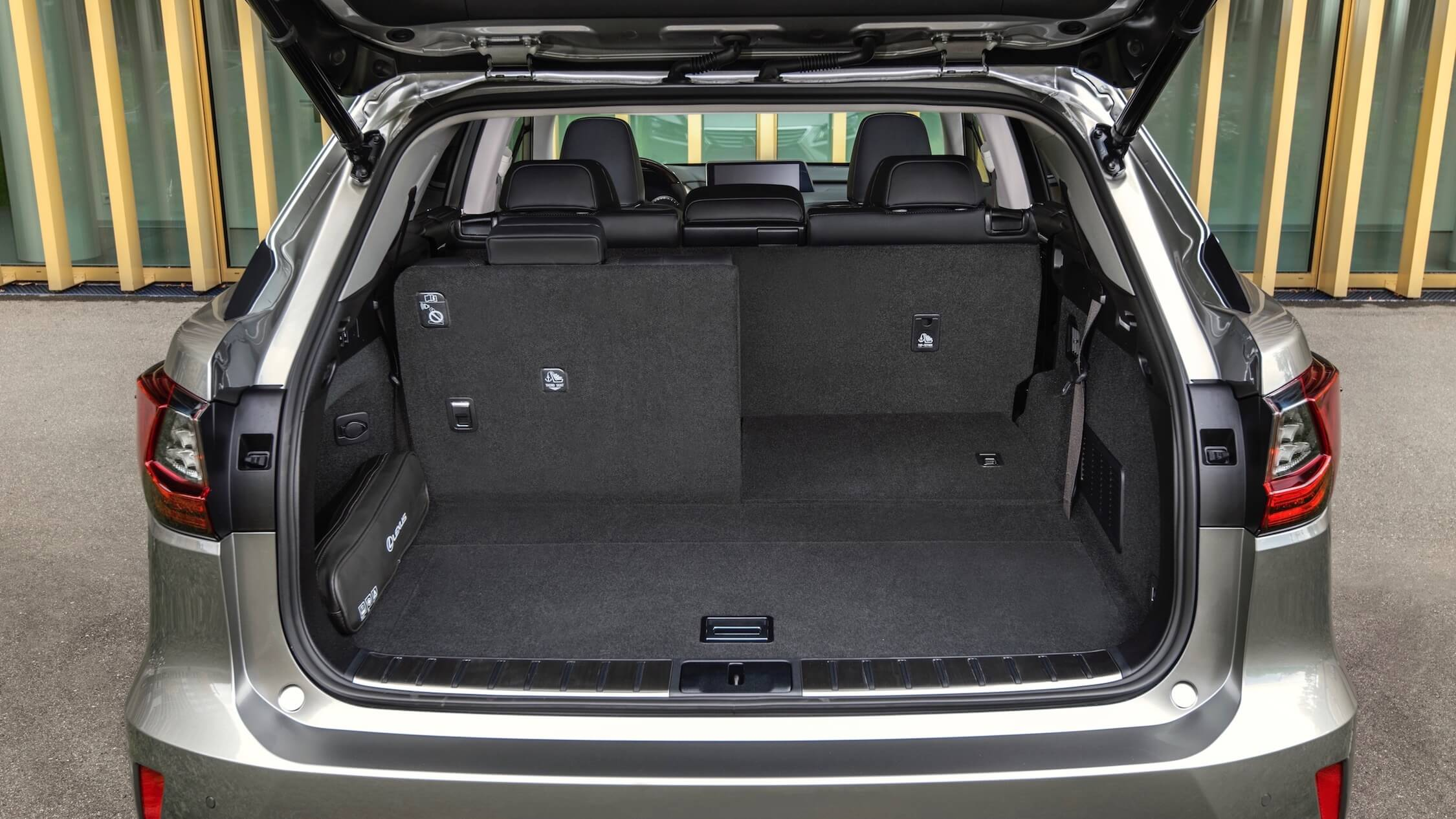 Lexus RX 450h koffer