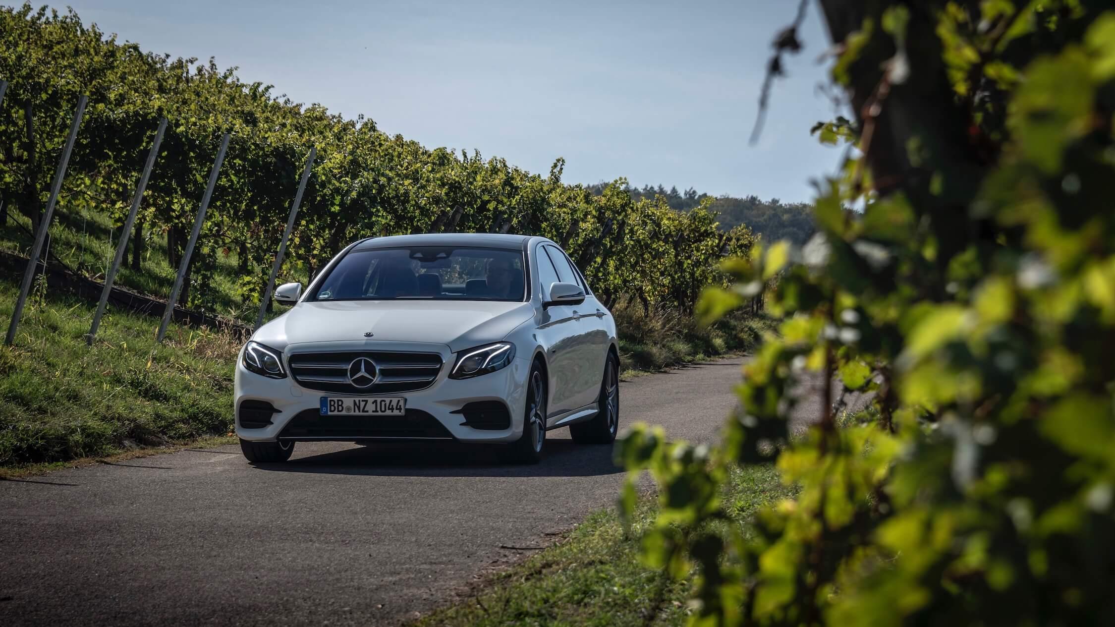 Mercedes E 300de
