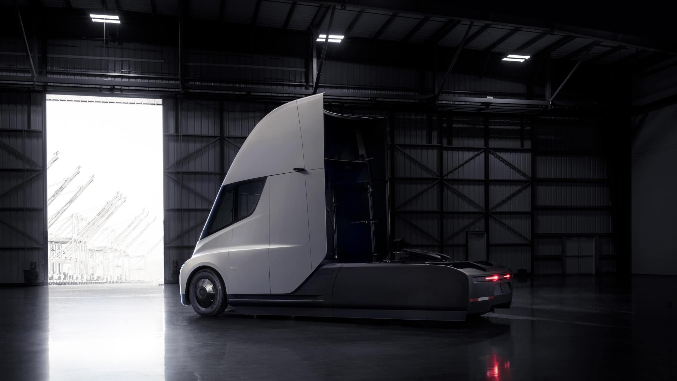Tesla trekker