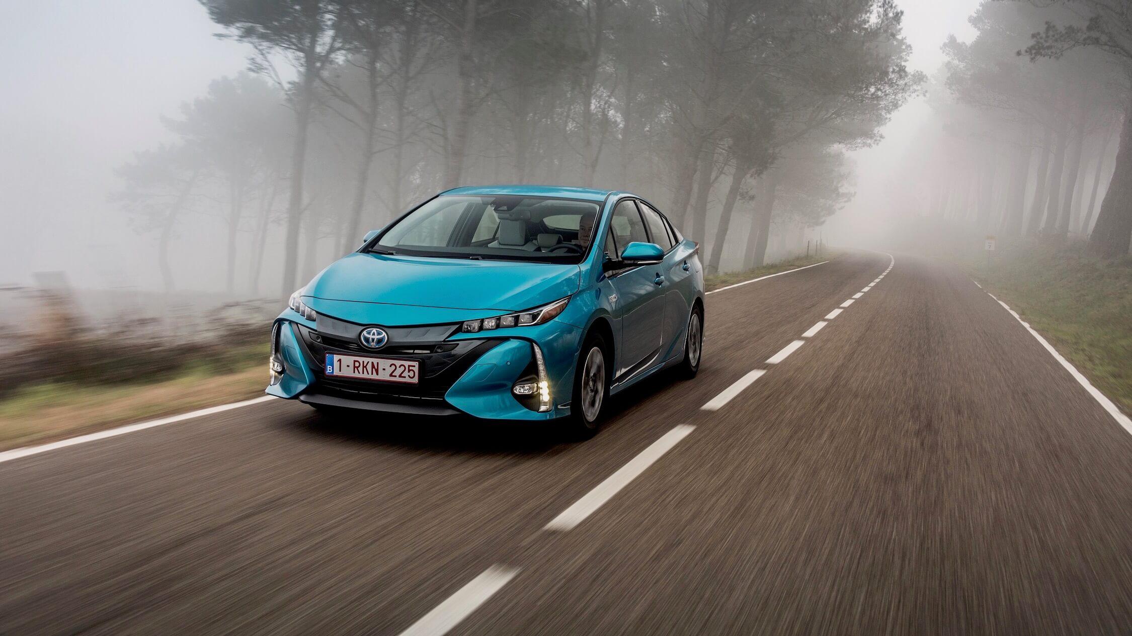 Toyota Prius Plug-in hybride