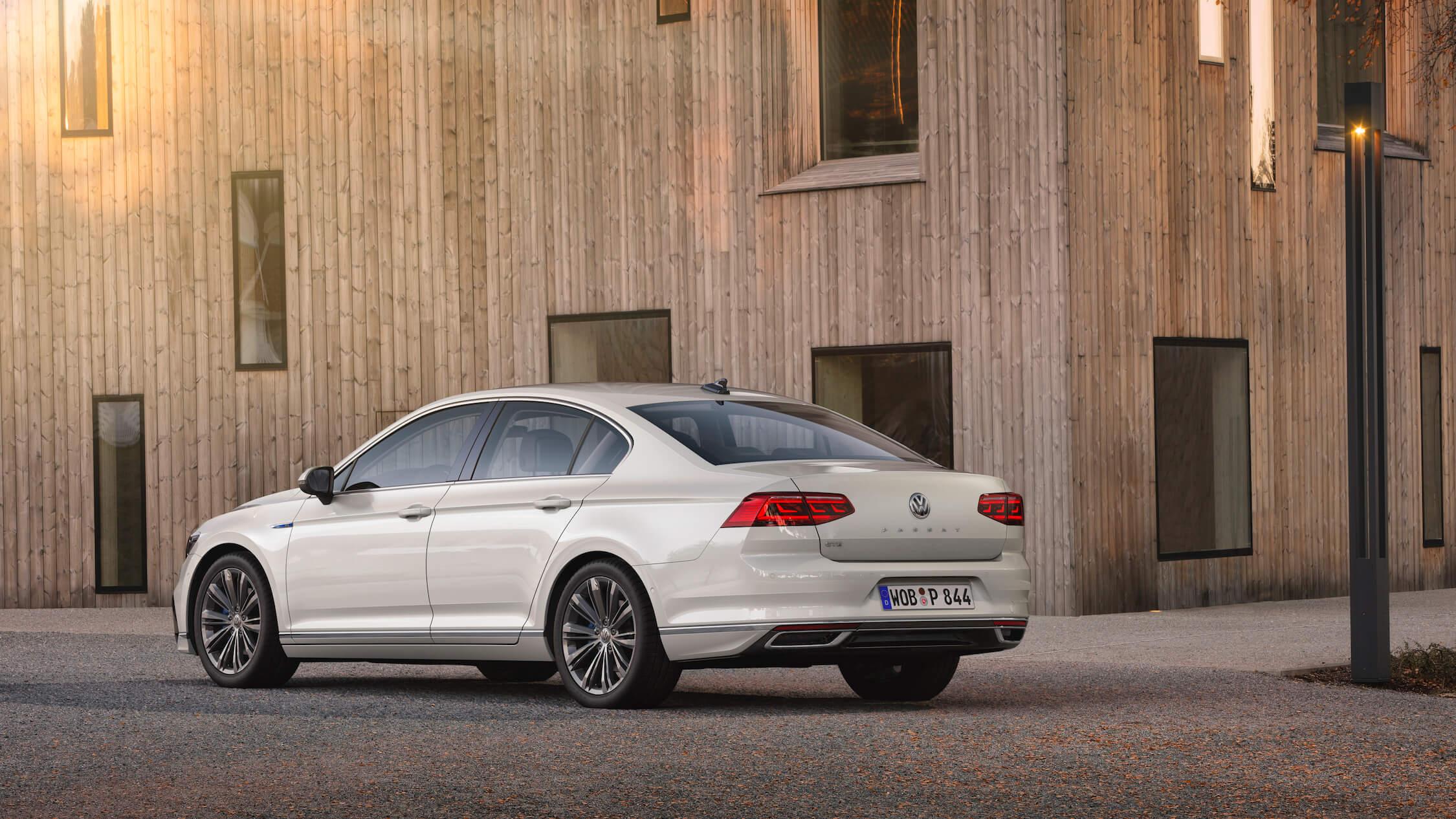 VW Passat GTE PHEV
