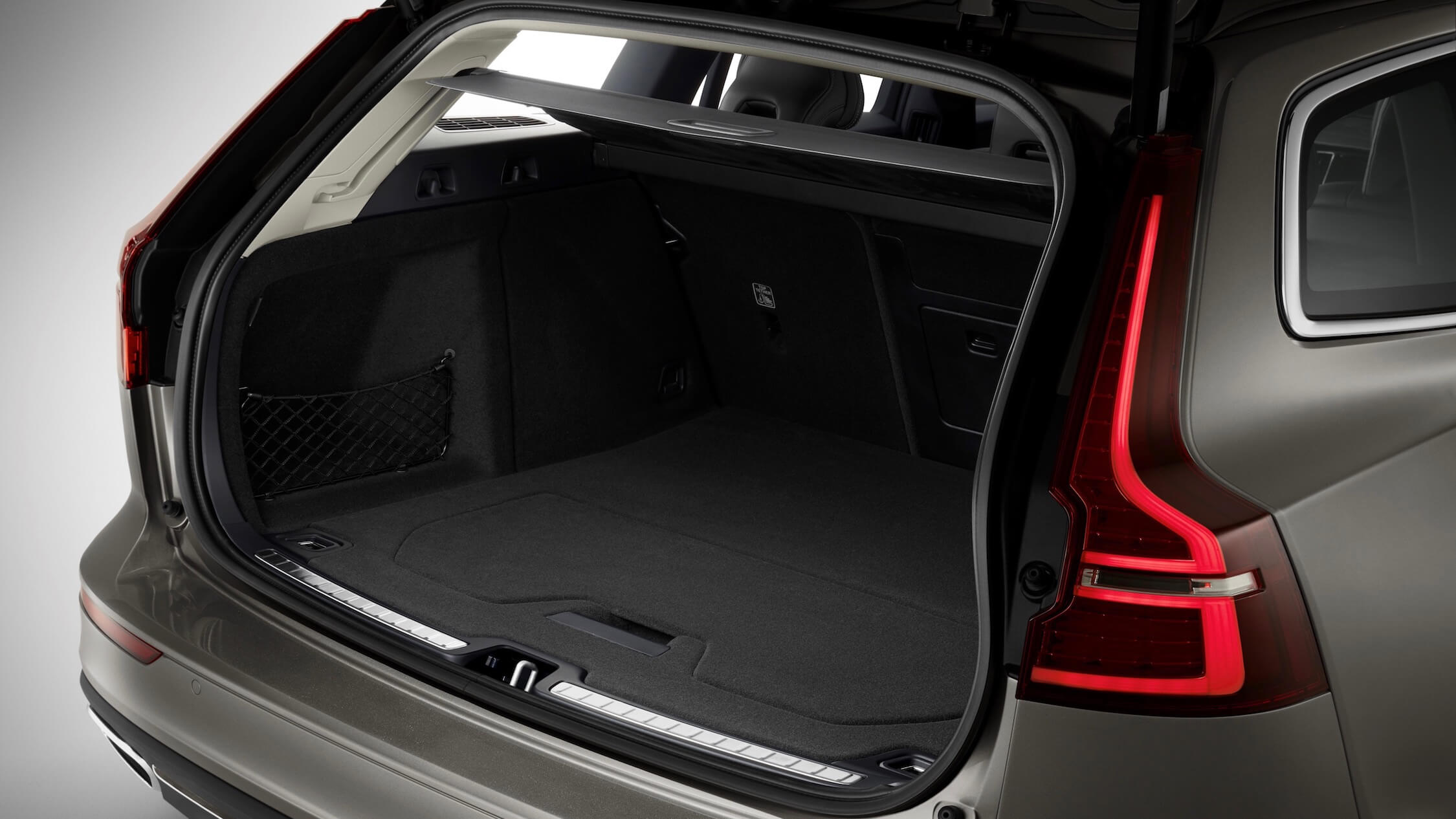 Volvo V60 hybride koffer
