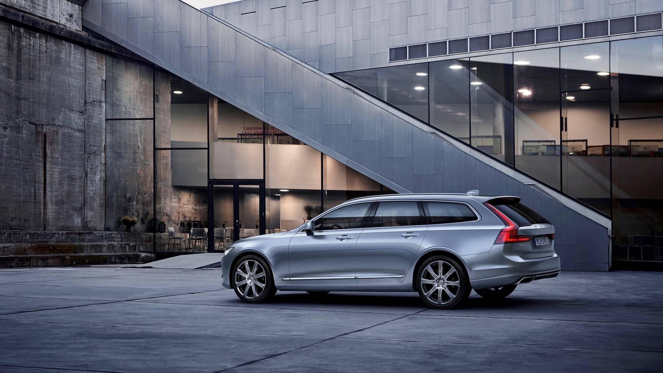 Volvo V90 hybrid