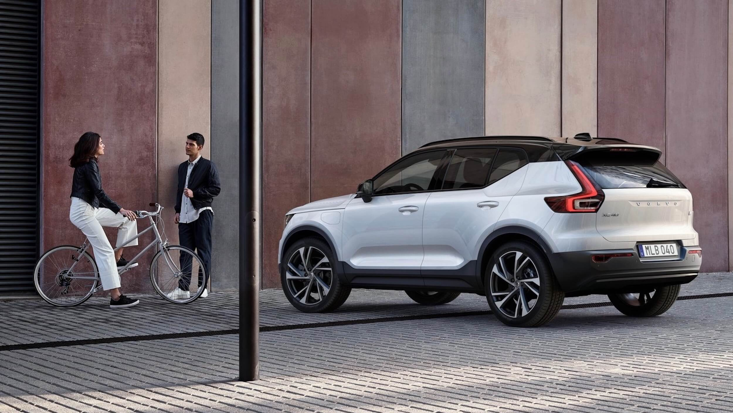 Volvo XC40 T4 Recharge plug in hybride