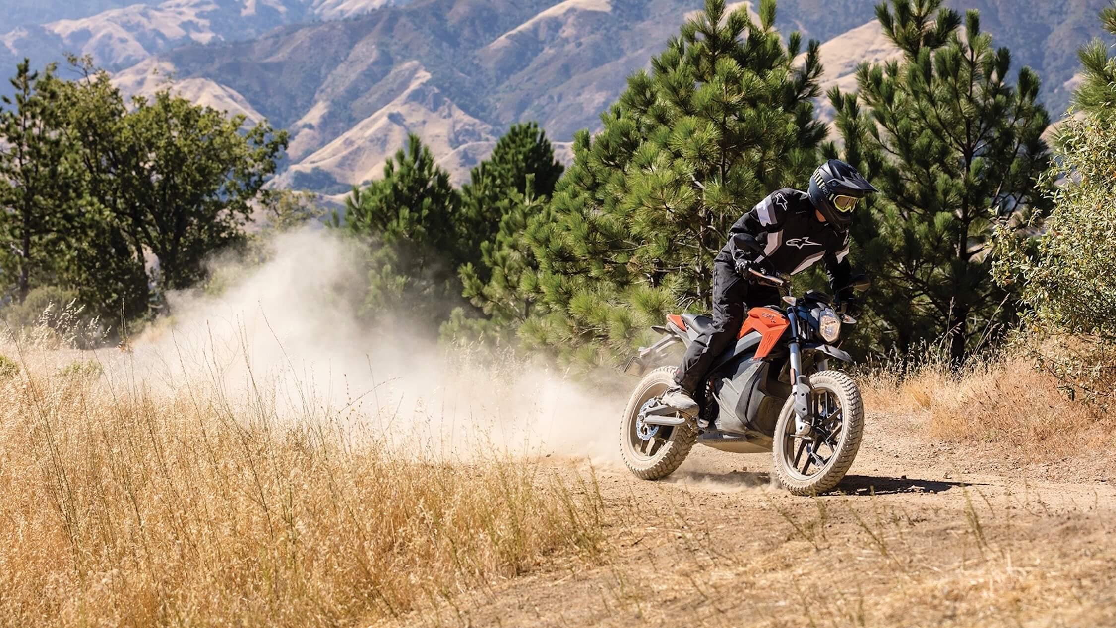 elektrische cross moto offroad