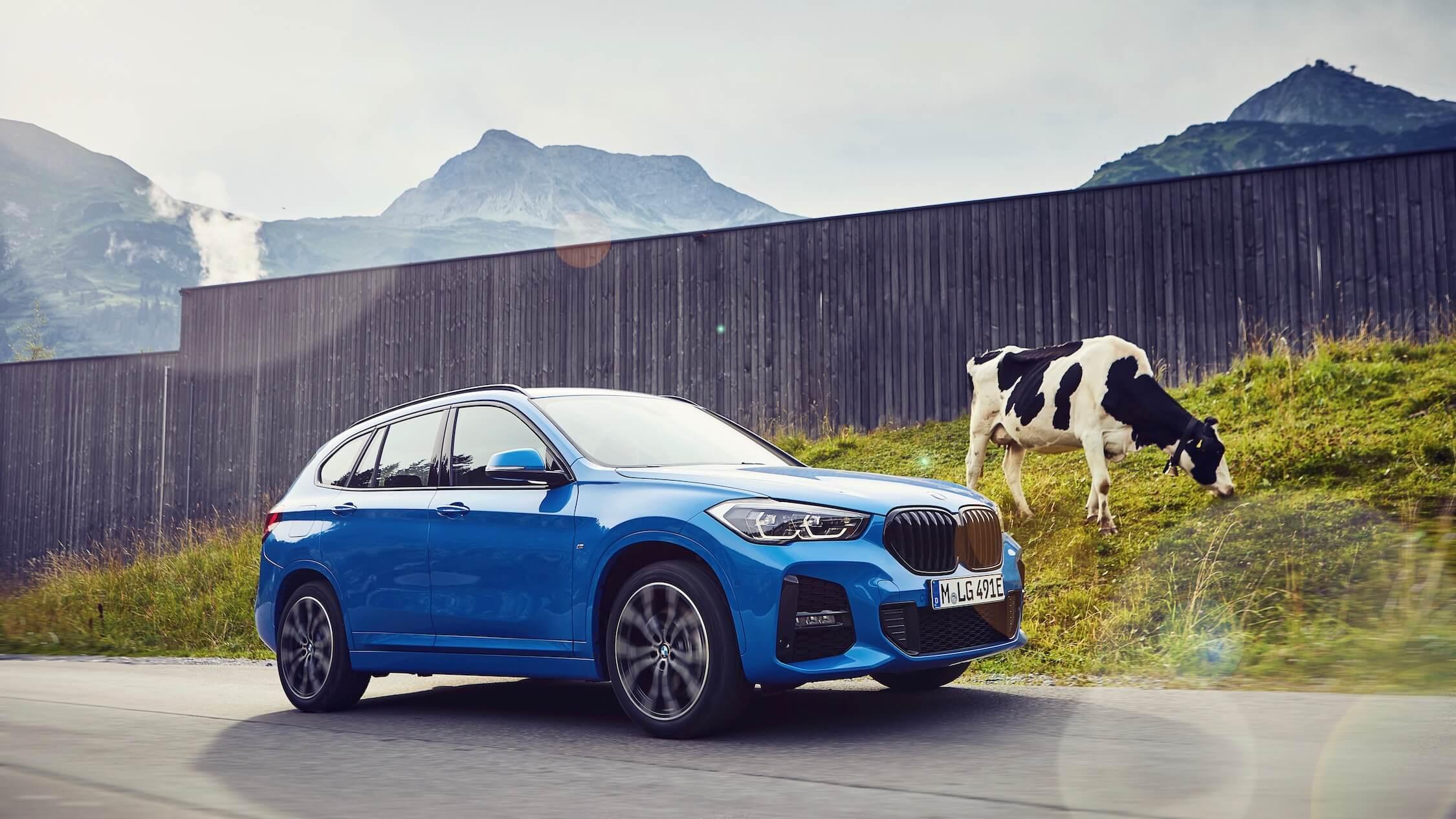 BMW X1 hibride bergen