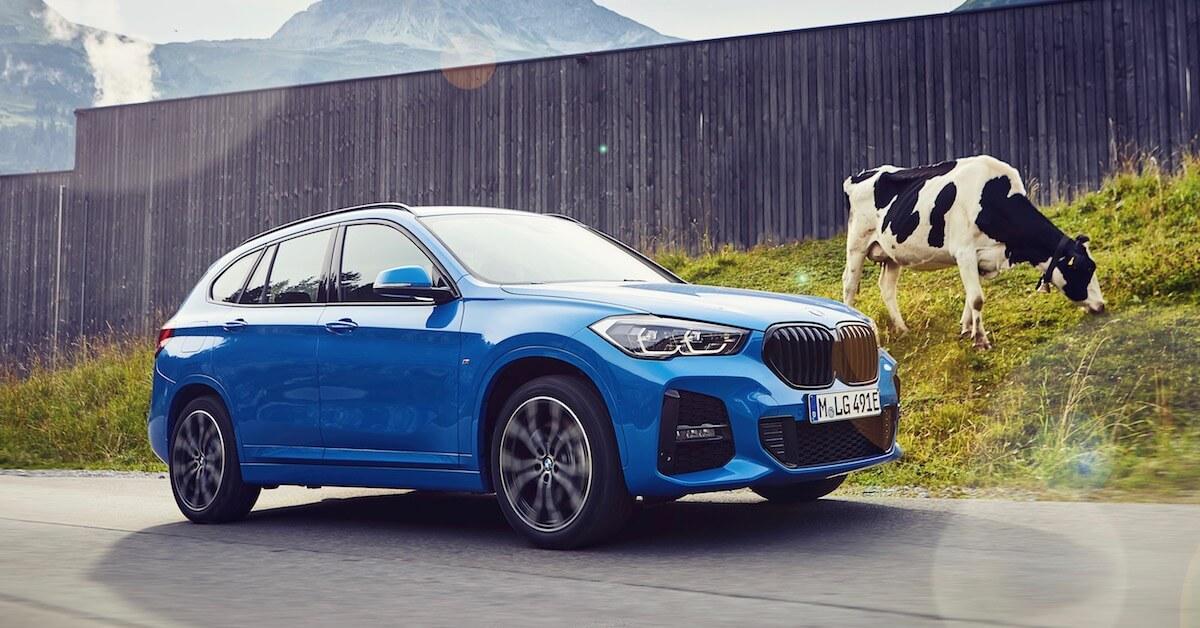 BMW X1 hybride foto