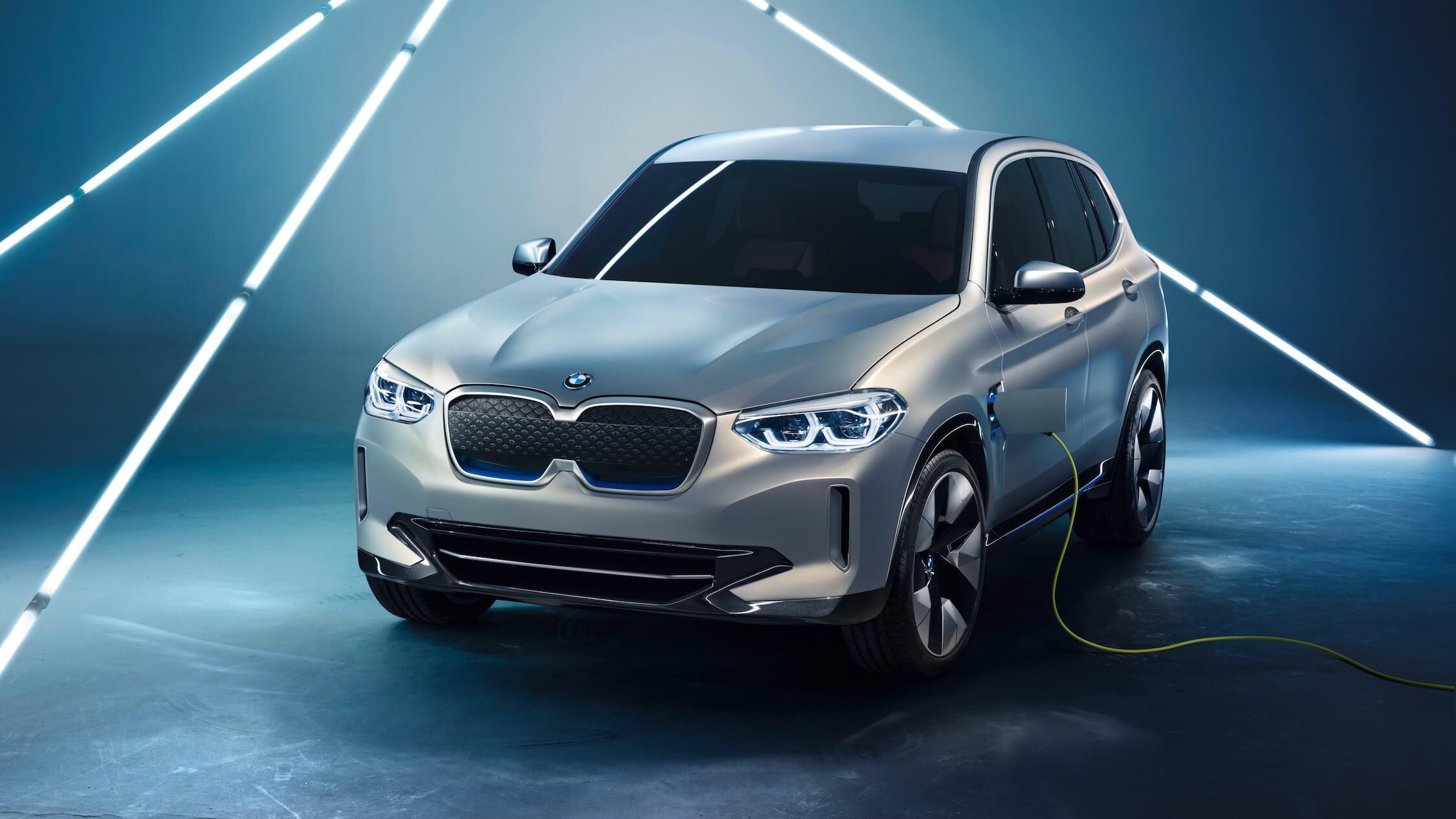 BMW elektrische SUV