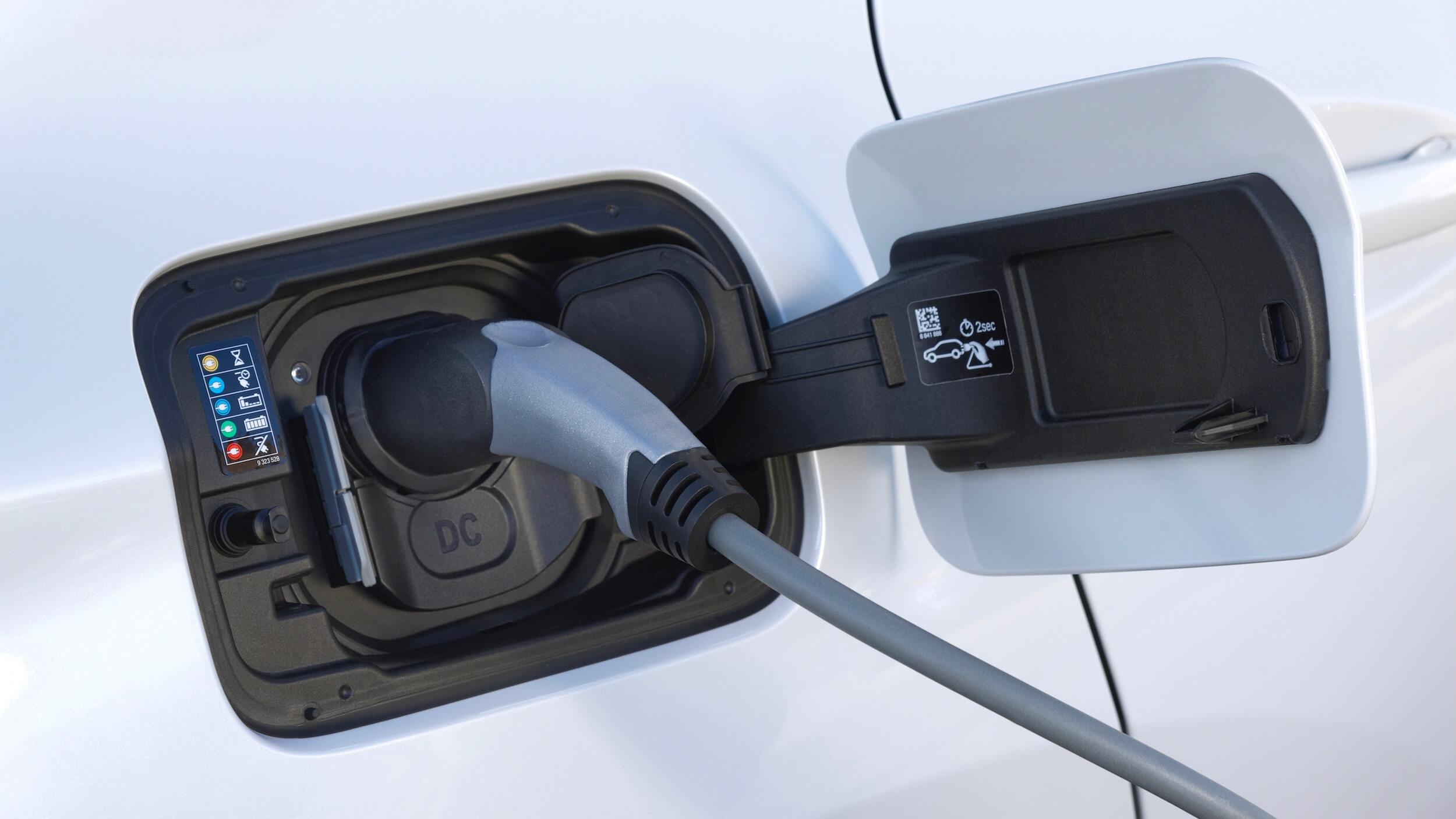 BMW iX3 laadkabel