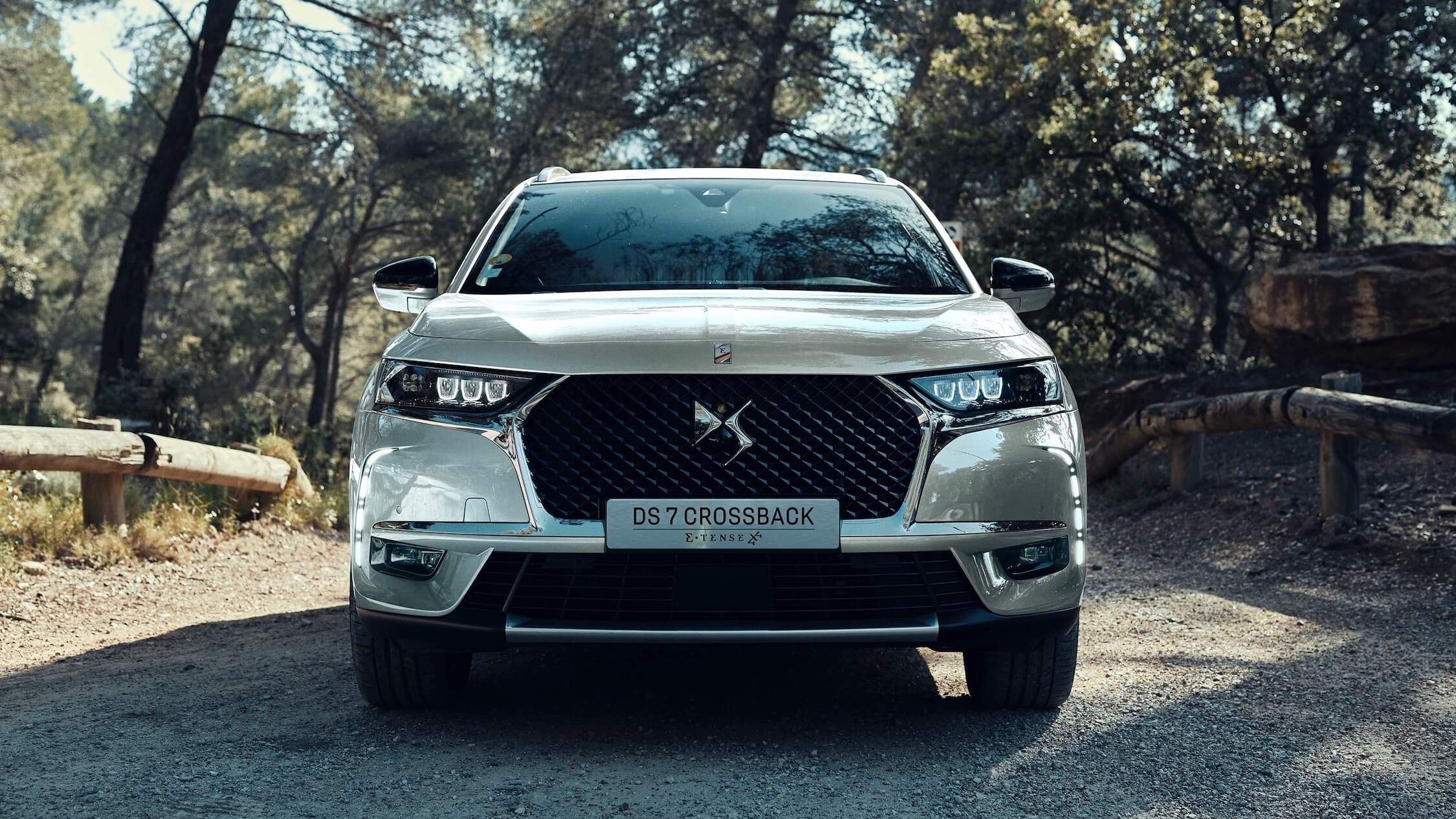 DS 7 Crossback E-Tense voorkant