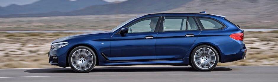 Hybride BMW 530e touring