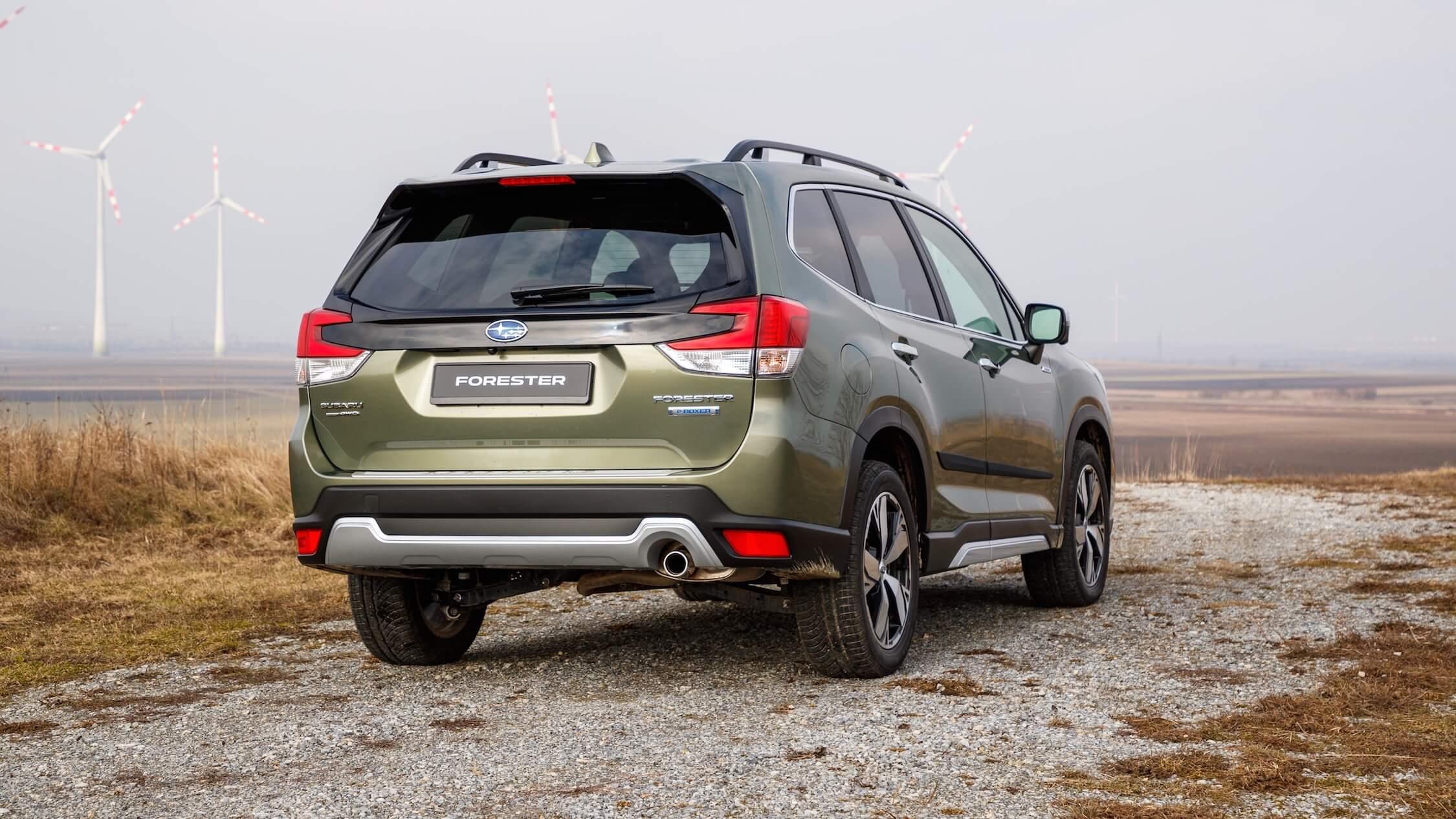 Hybride Subaru Forester