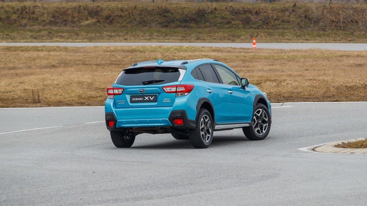 Hybride Subaru XV e-Boxer