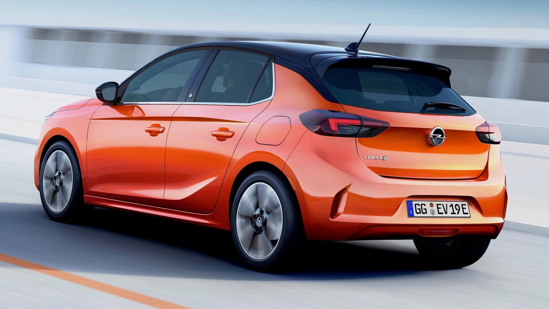 Opel Corsa elektrisch